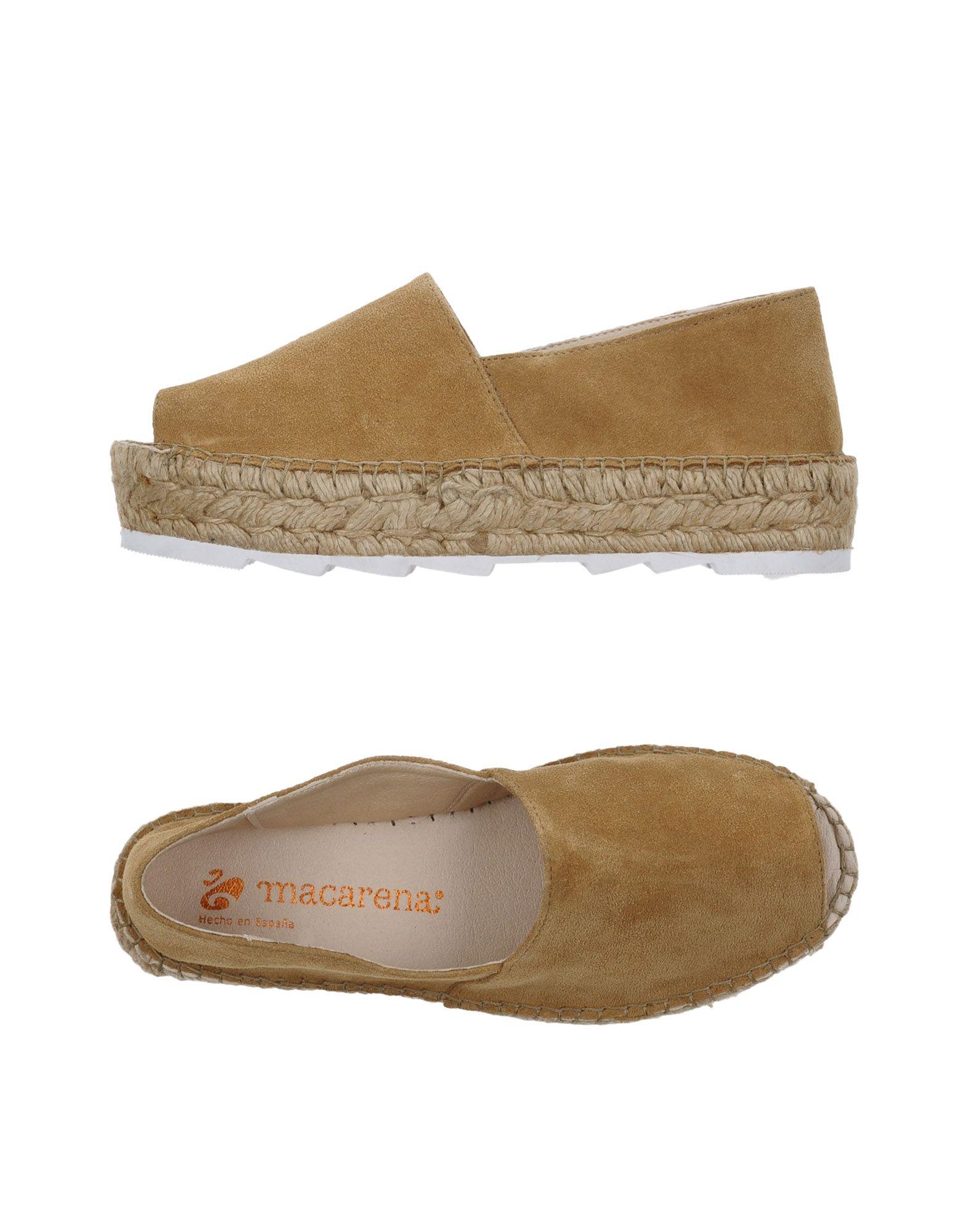 Macarena® Macarena® Macarena® Espadrilles Damen  11354738NM Heiße Schuhe 7fff51