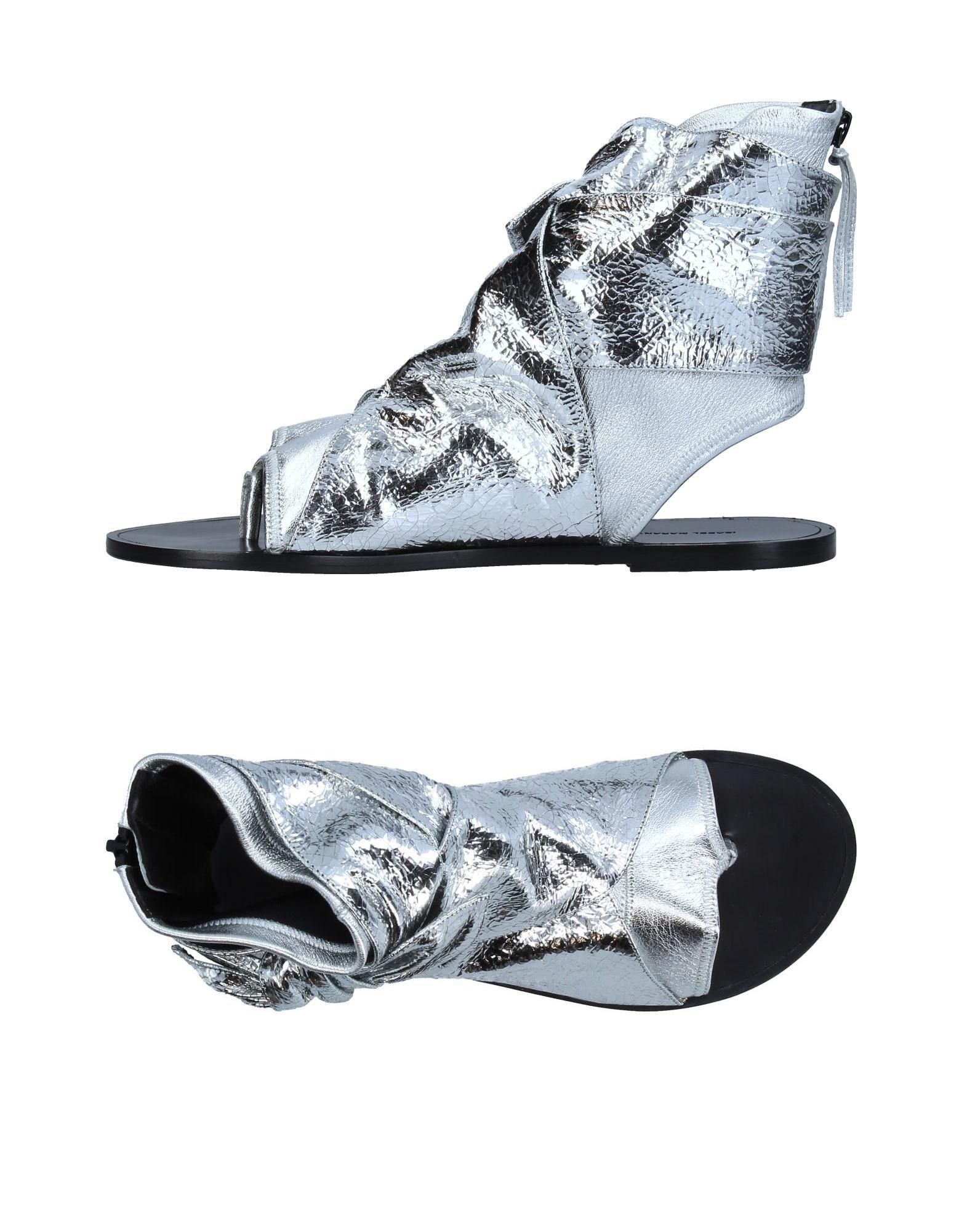 Isabel Marant Dianetten aussehende Damen  11354754OIGünstige gut aussehende Dianetten Schuhe ae15db
