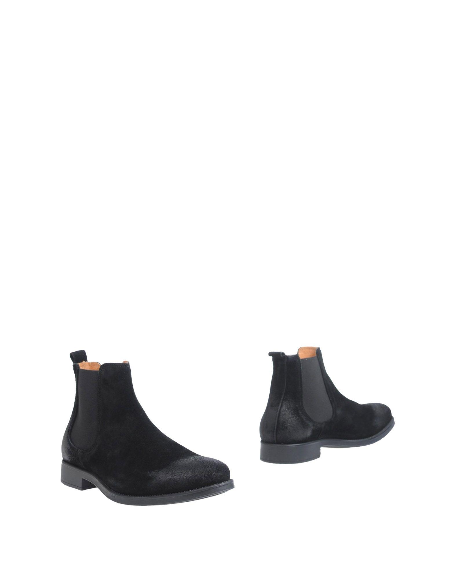 Rabatt echte Schuhe Selected Homme Stiefelette Herren  11354757XA