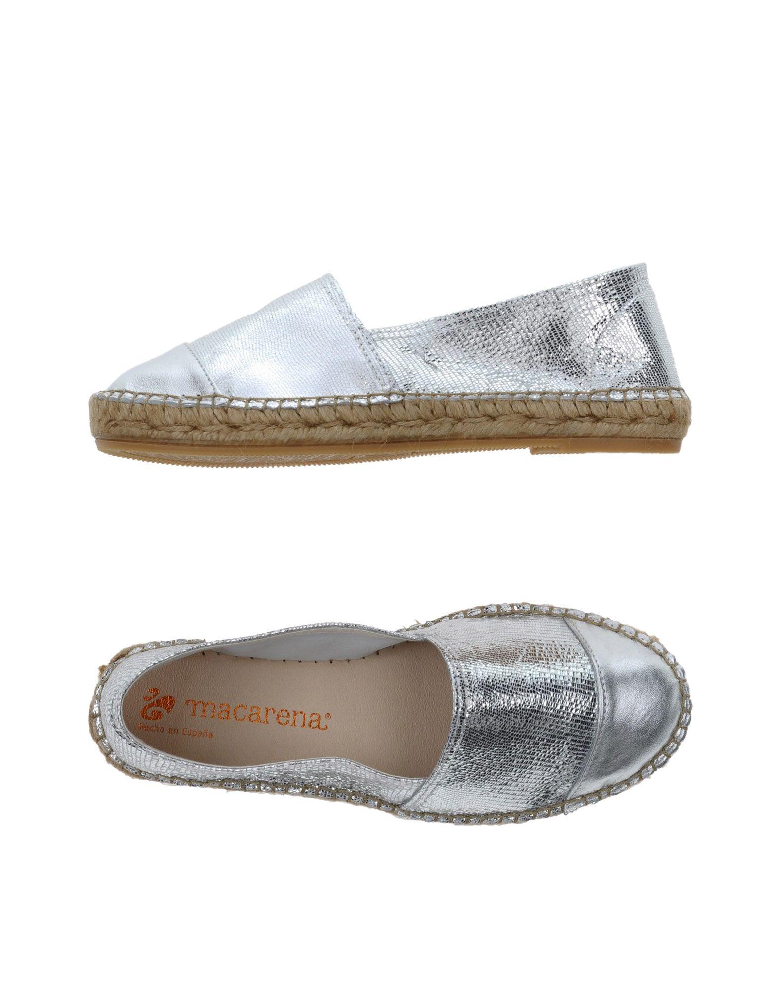 Macarena® Espadrilles Damen  11354791VW Gute Qualität beliebte Schuhe