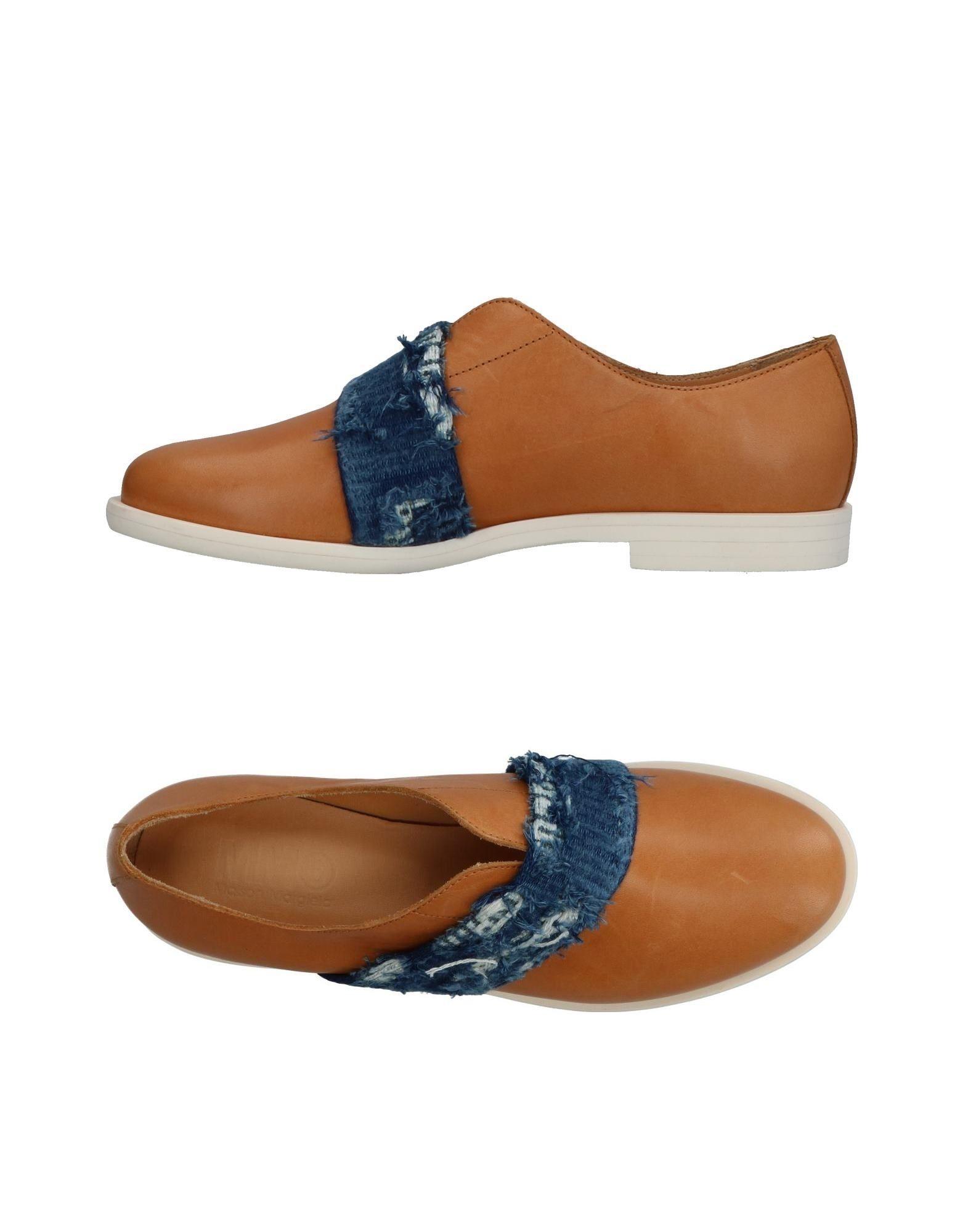 Mm6 Maison Margiela Mokassins Damen  11354836SQ Gute Qualität beliebte Schuhe