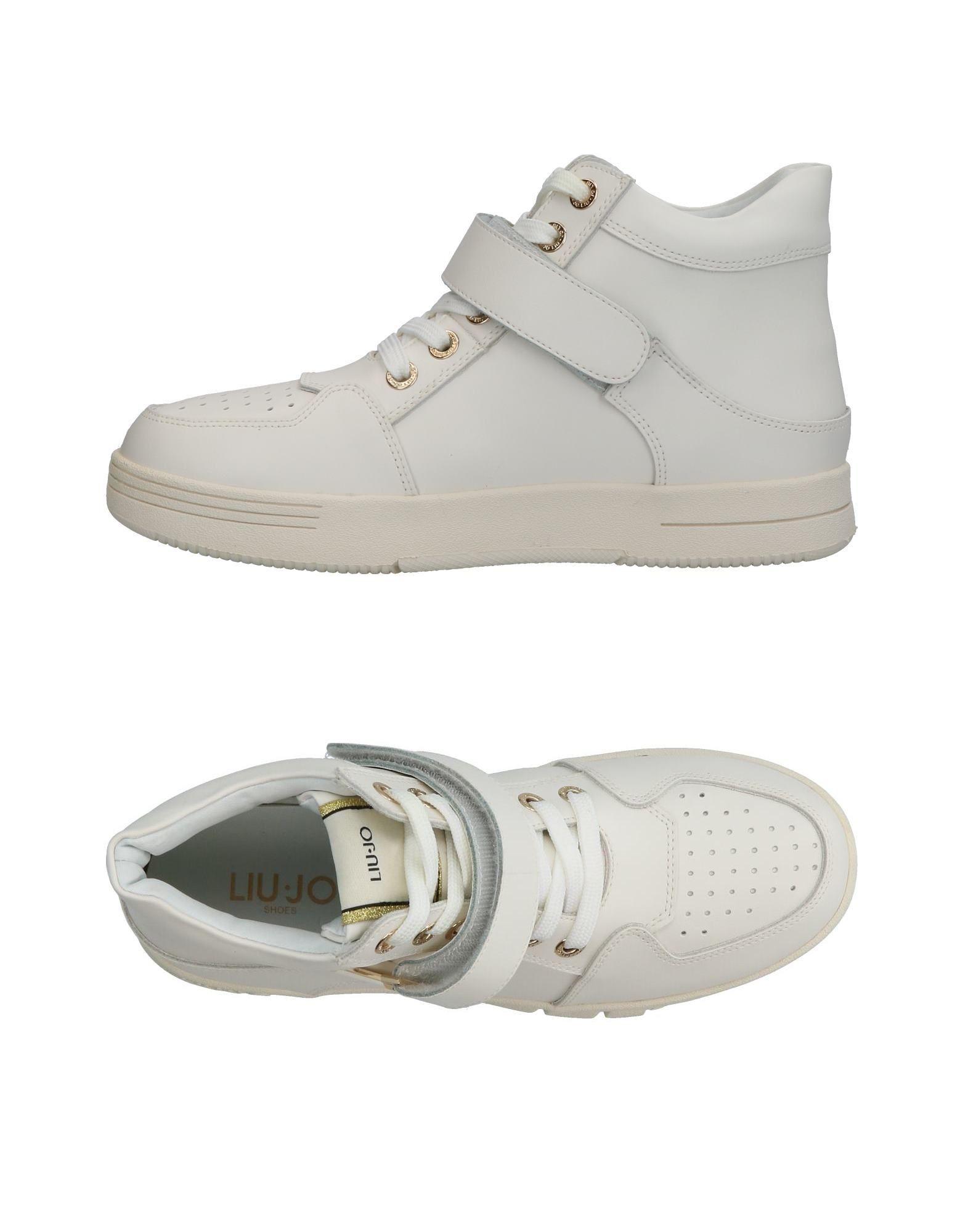 Casual Liu salvaje Zapatillas Liu Casual ?Jo Shoes Mujer - Zapatillas Liu ?Jo Shoes  Blanco 8e8410