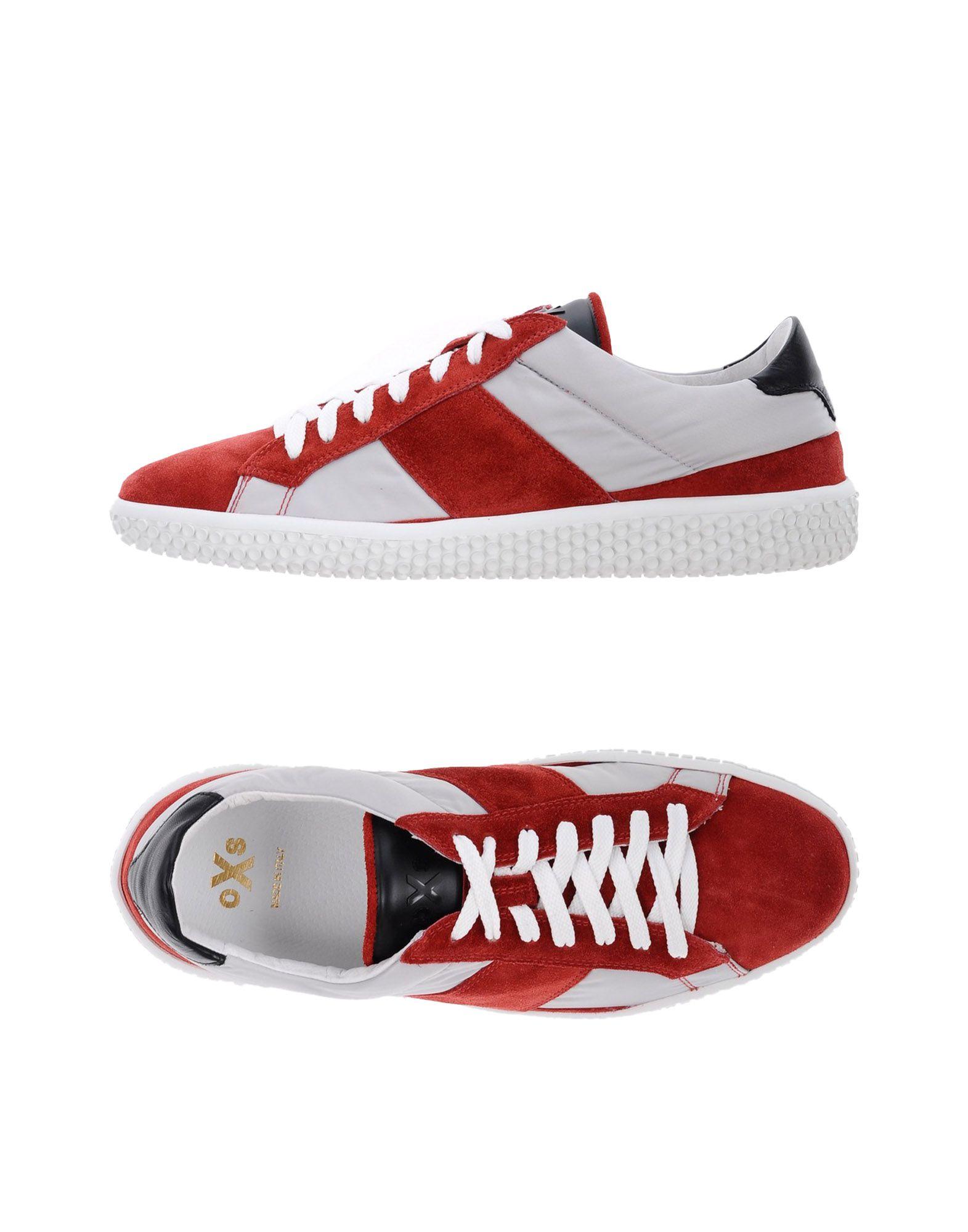 Rabatt echte Schuhe O.X.S. Sneakers Herren  11354921KI