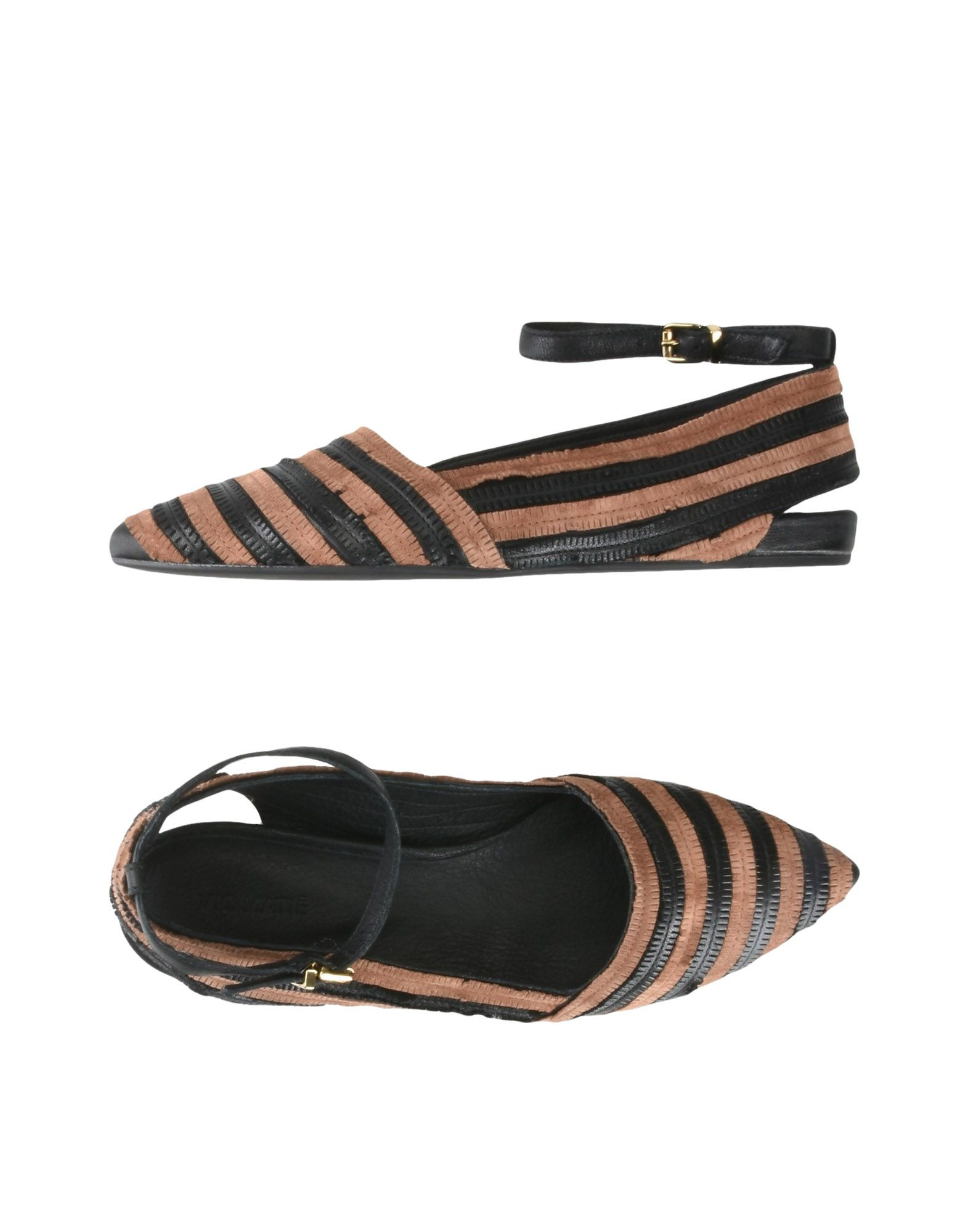 Stilvolle billige Schuhe Vic Matiē Ballerinas Damen  11354969BT