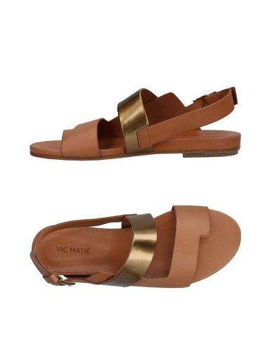 Nuevos zapatos para hombres y mujeres, descuento por tiempo limitado Sandalias De Dedo Vic Matiē Mujer - Sandalias De Dedo Vic Matiē   - 11354970AA Camel