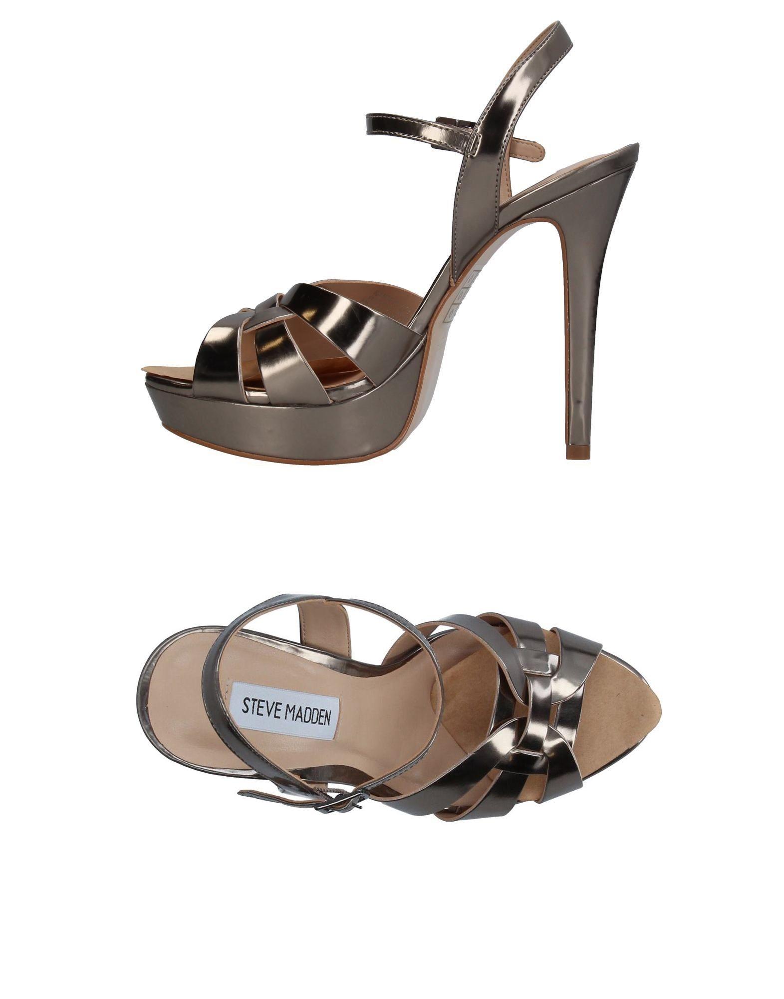 Gut um billige Schuhe zu tragenSteve Madden Sandalen Damen  11355004KE