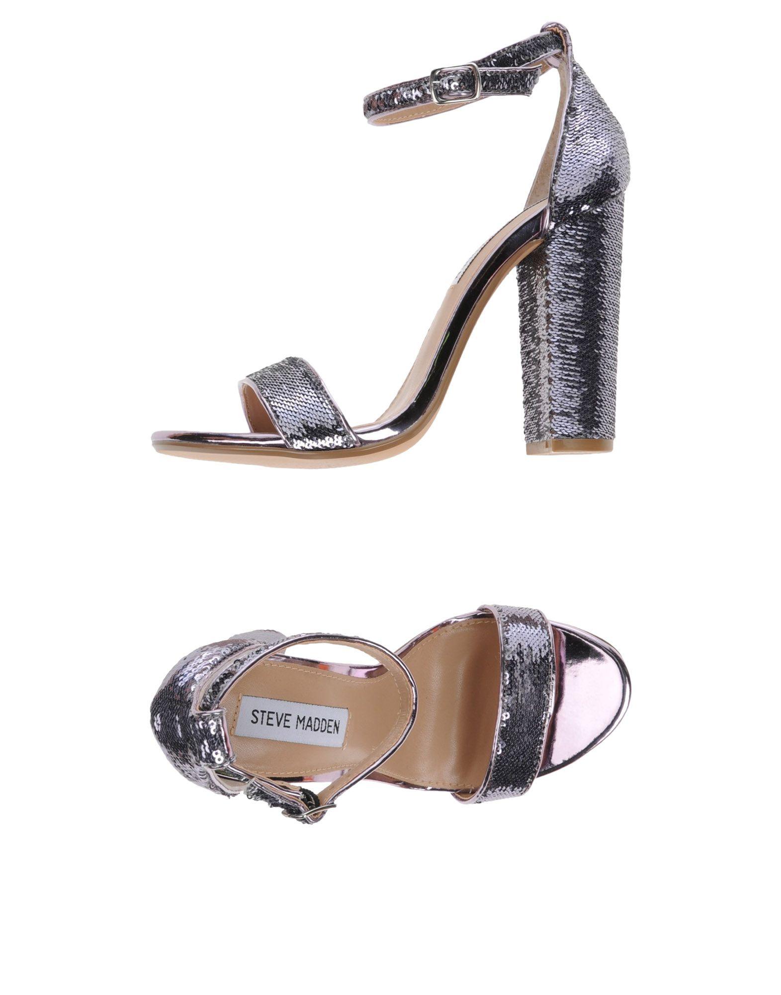 78dcb5da6e6 Steve Madden Sandals - Women Steve Madden Sandals online on YOOX Netherlands  - 11355007ET
