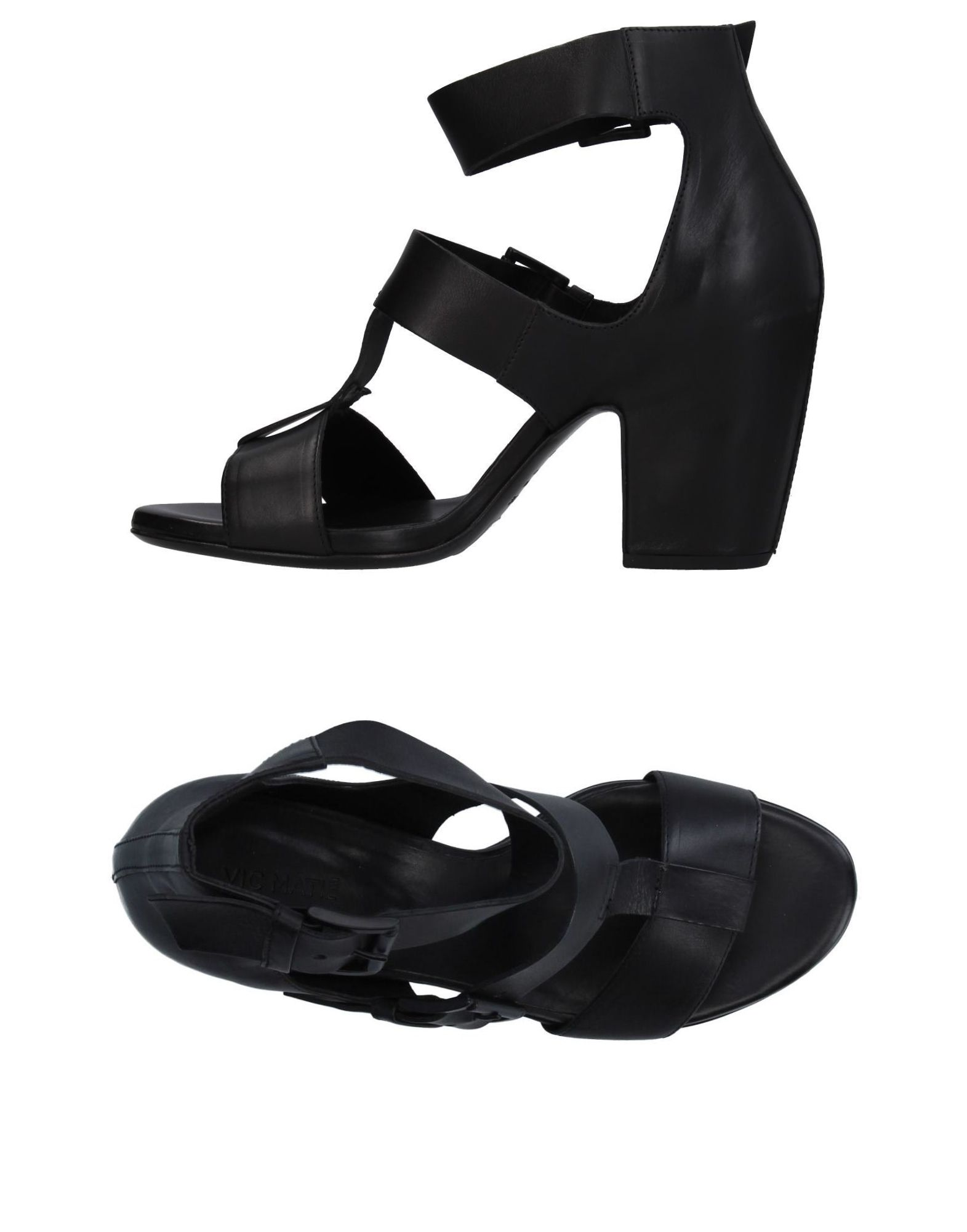 Stilvolle billige Schuhe Vic Matiē Sandalen Damen  11355021LI