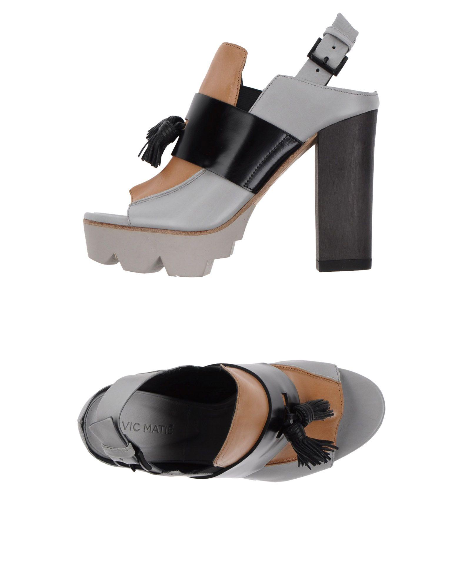 Vic Matiē Sandalen Damen beliebte  11355042RN Gute Qualität beliebte Damen Schuhe 4fb40f