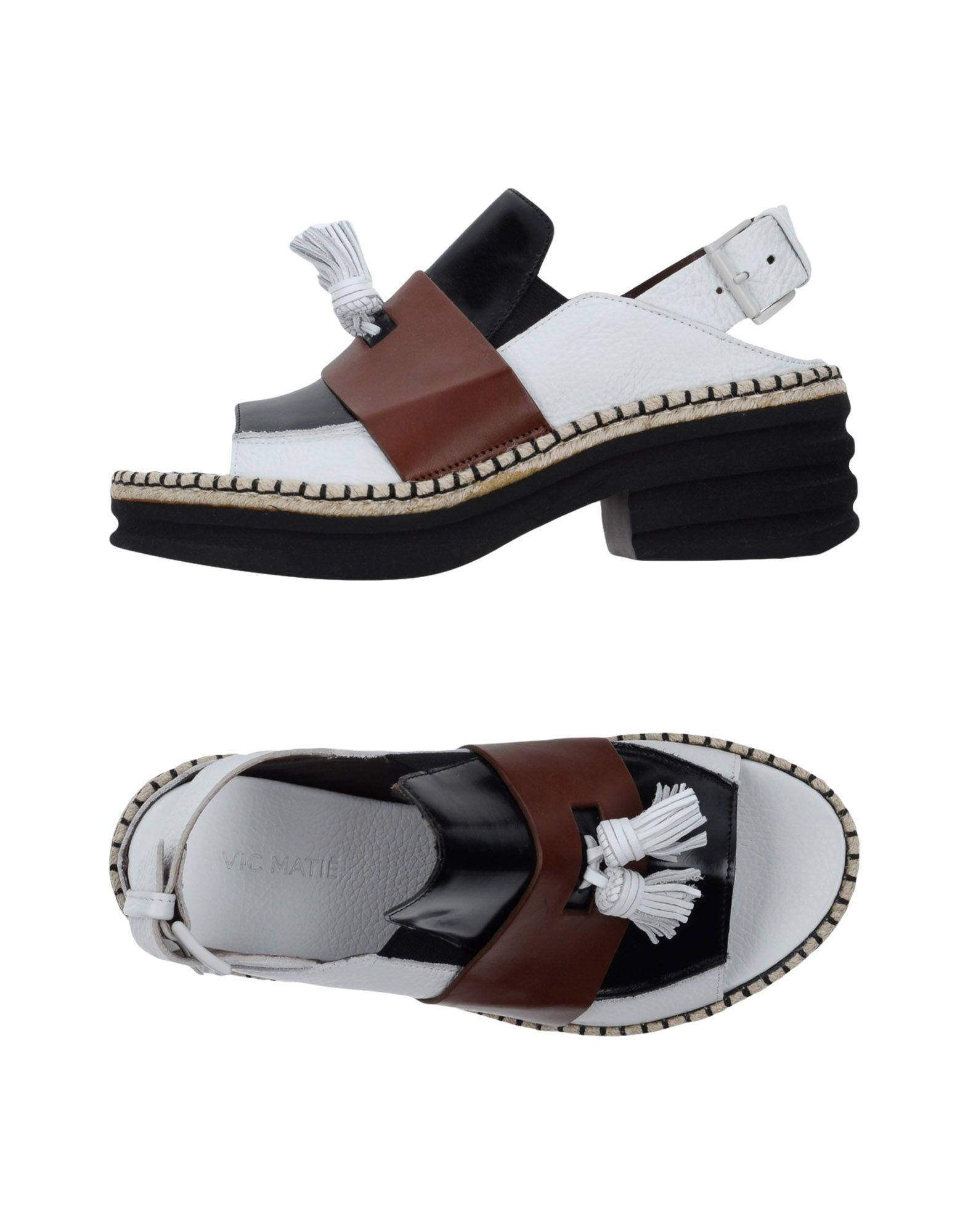 Vic Matiē Sandalen Damen  11355045UP Gute Qualität beliebte Schuhe