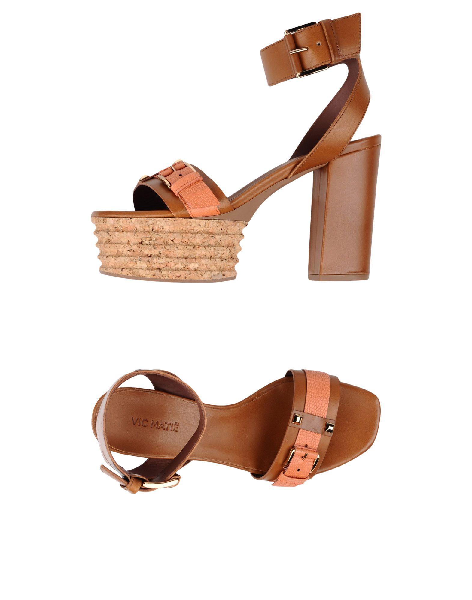 Vic Matiē Sandalen Damen  11355071WK Gute Qualität beliebte Schuhe