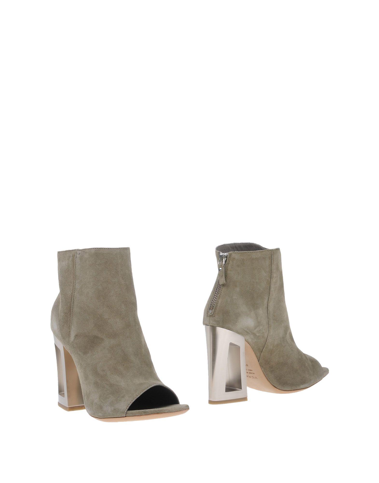 Gut um billige Schuhe zu tragenVic Matiē Stiefelette Damen 11355079CA