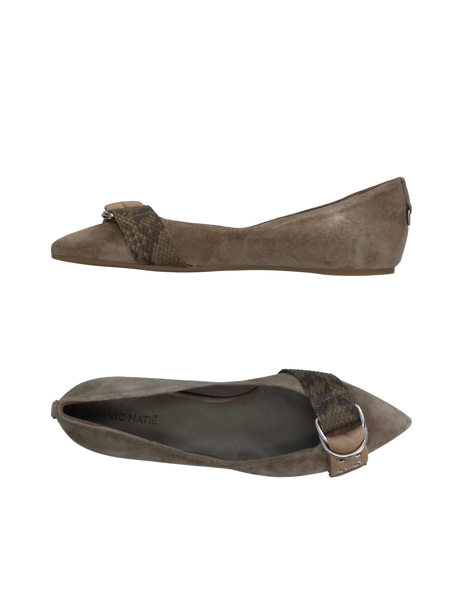 Gut um billige Schuhe zu tragenVic Matiē Ballerinas Damen  11355086NP