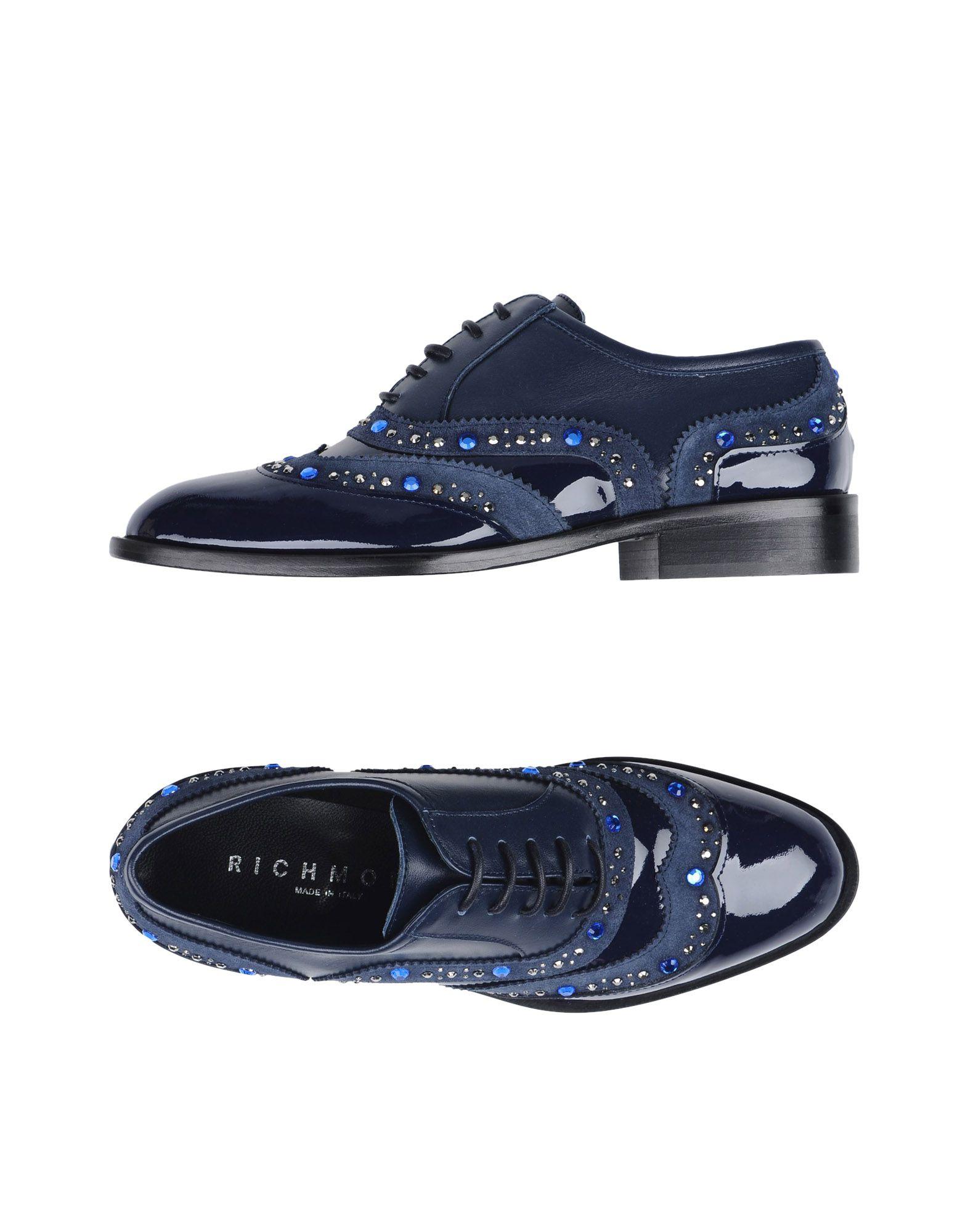 Gut um billige Schuhe zu tragenRichmond Schnürschuhe Damen  11355117KA
