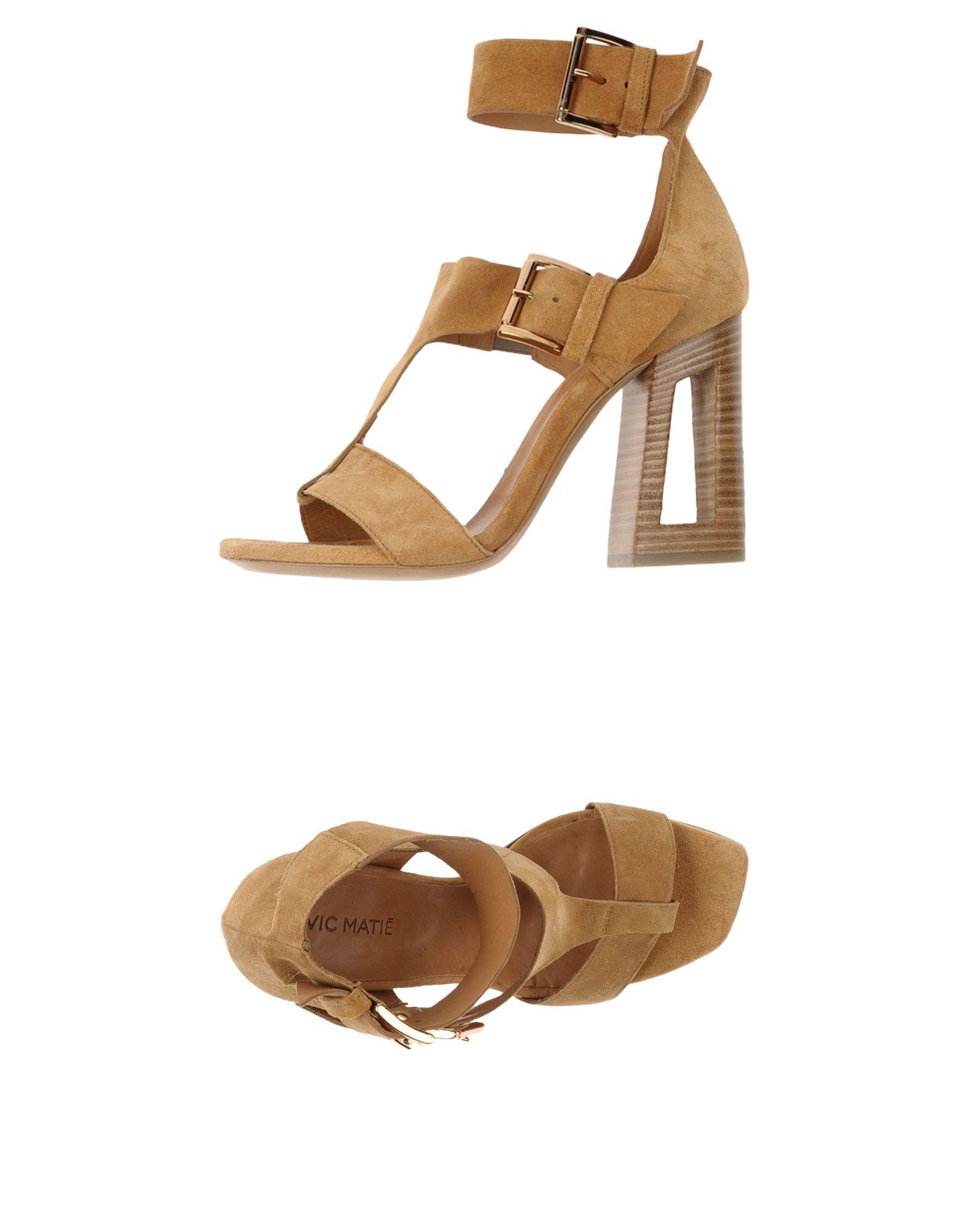 Gut um billige Schuhe  zu tragenVic Matiē Sandalen Damen  Schuhe 11355169JW 842a9c