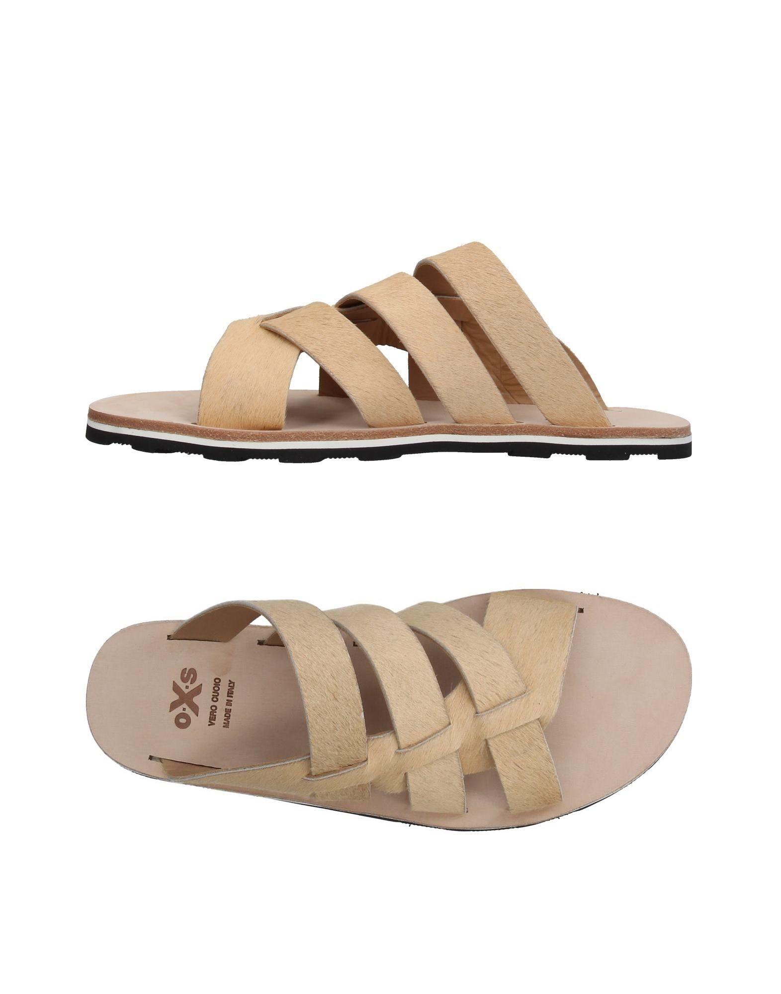 Haltbare Mode billige Schuhe O.X.S. Sandalen Damen  11355175QS Heiße Schuhe