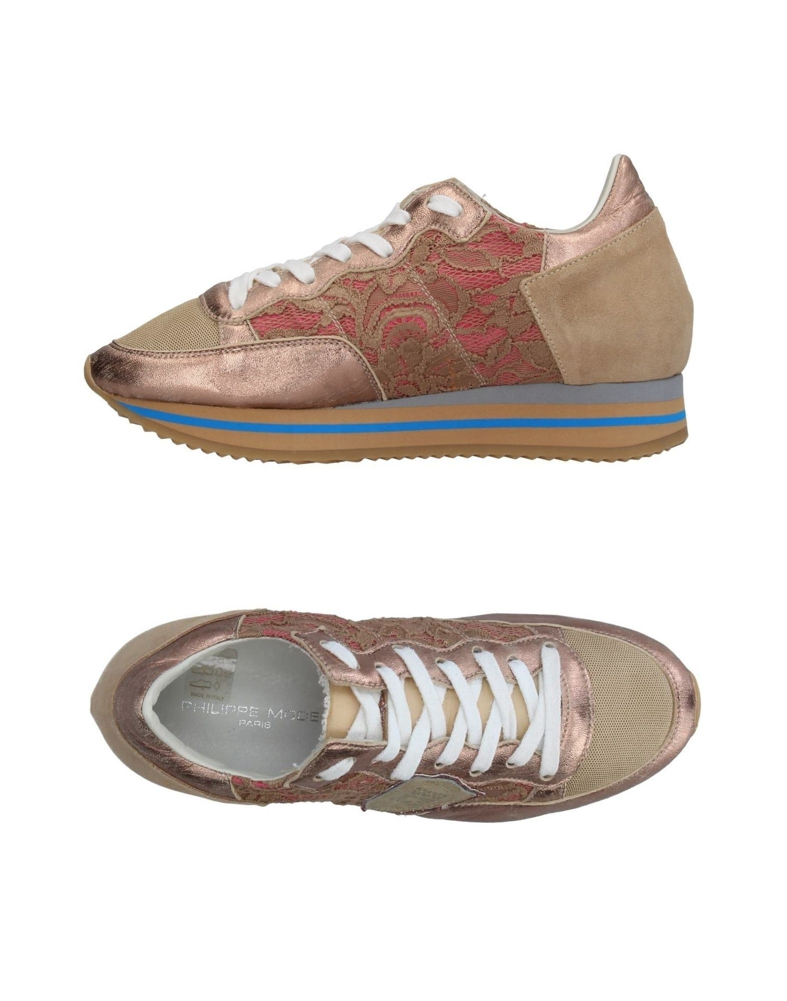 Gut um billige Schuhe Damen zu tragenPhilippe Model Sneakers Damen Schuhe  11355253GP 84247d
