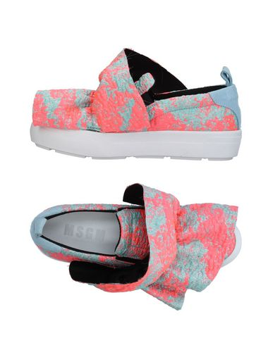 Zapatos de hombres y mujeres de moda casual Zapatillas Msgm Mujer Mujer Msgm - Zapatillas Msgm - 11355368DA Fucsia b99f84