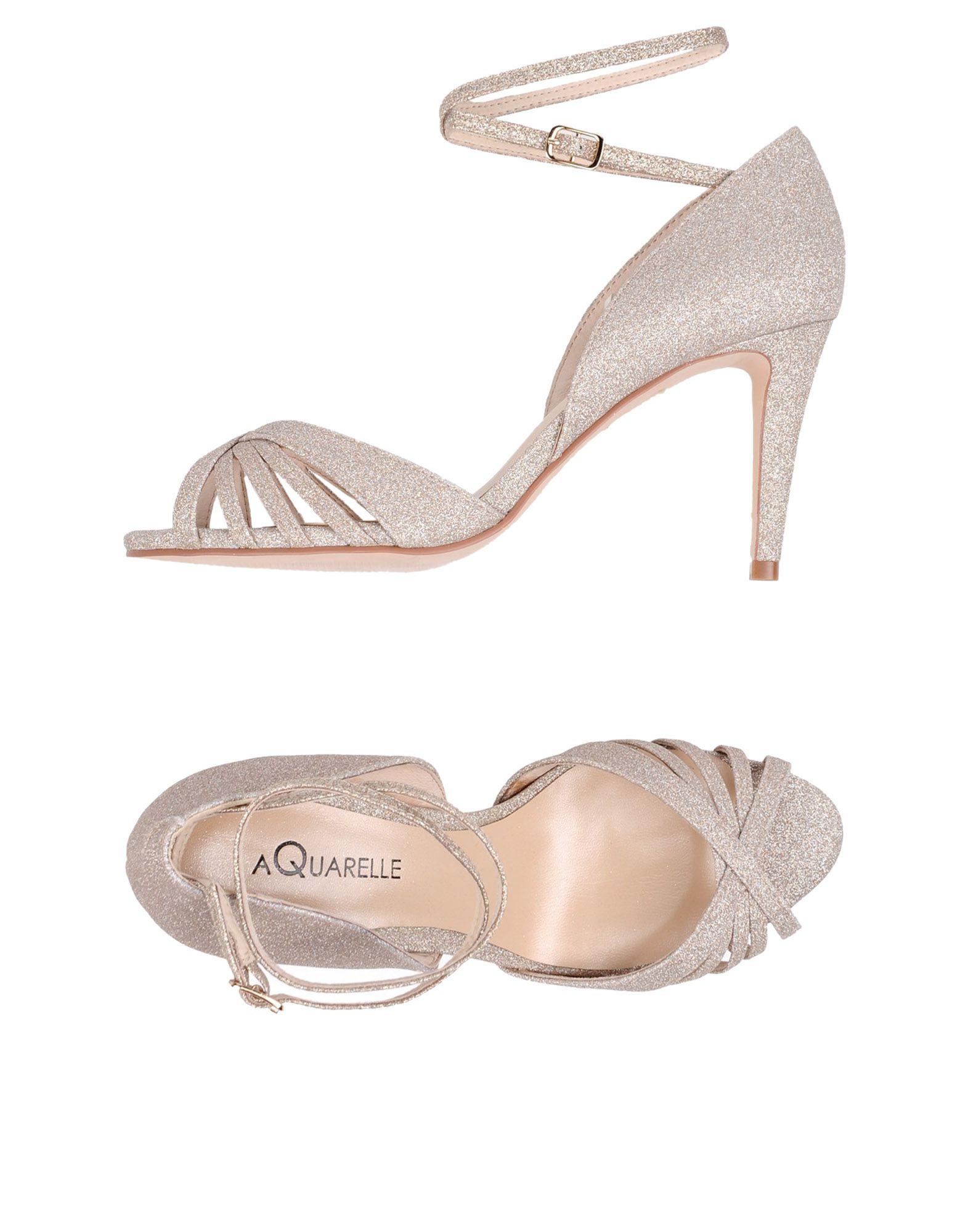 Moda Sandali Aquarelle Donna - 11355415FT