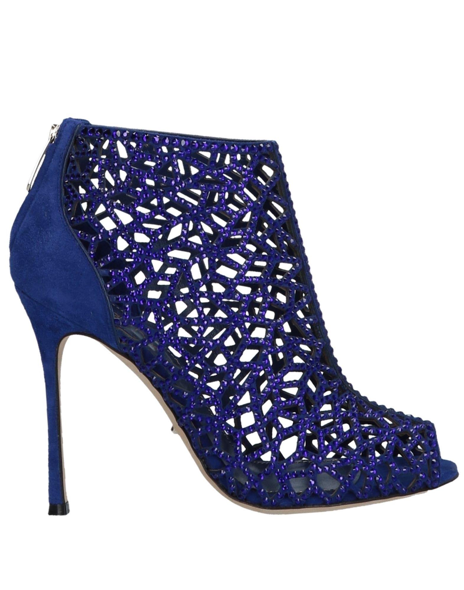 Sergio Rossi Stiefelette Damen  11355555DWGünstige gut aussehende Schuhe
