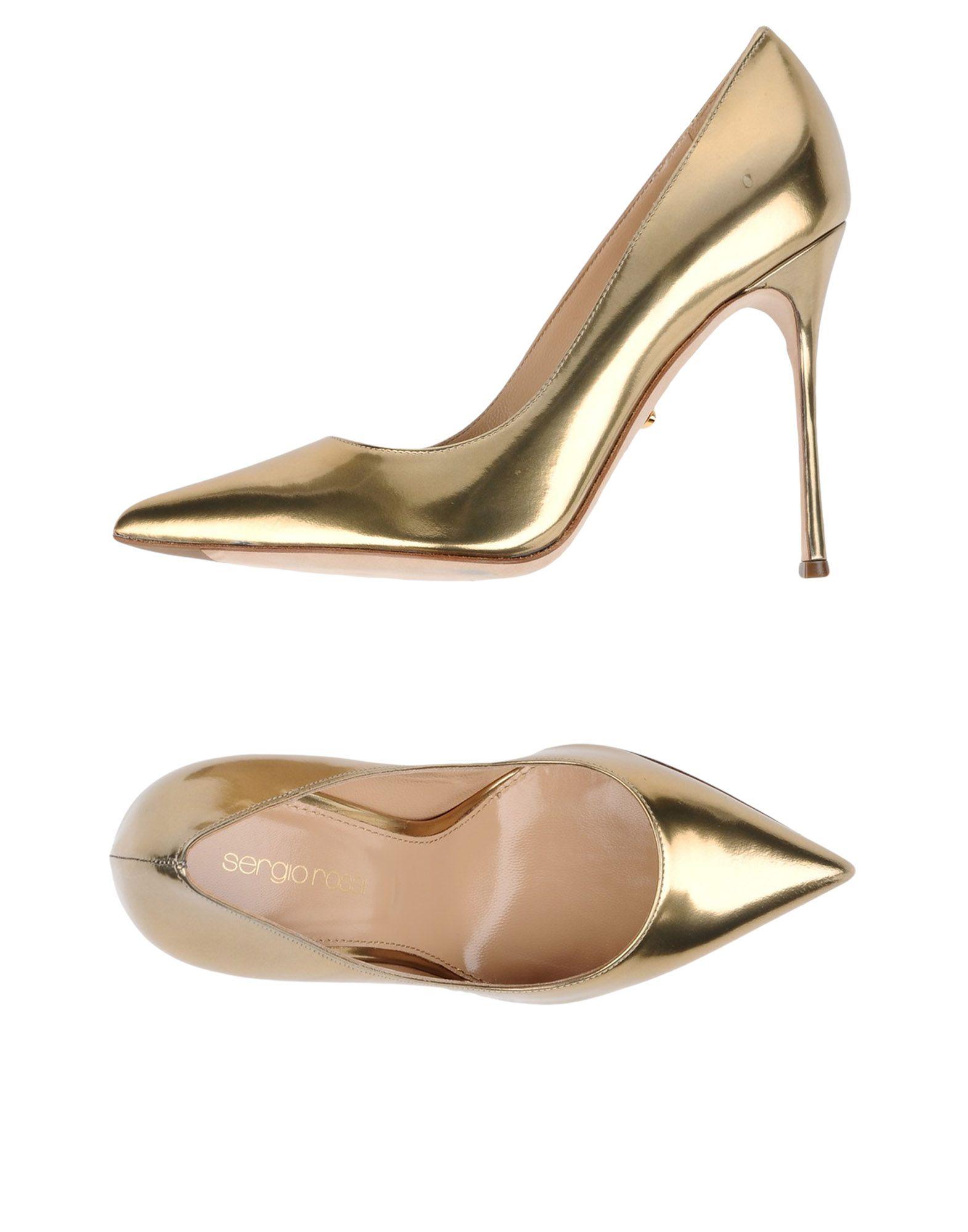 Rabatt Schuhe Sergio Rossi Pumps Damen  11355658KO