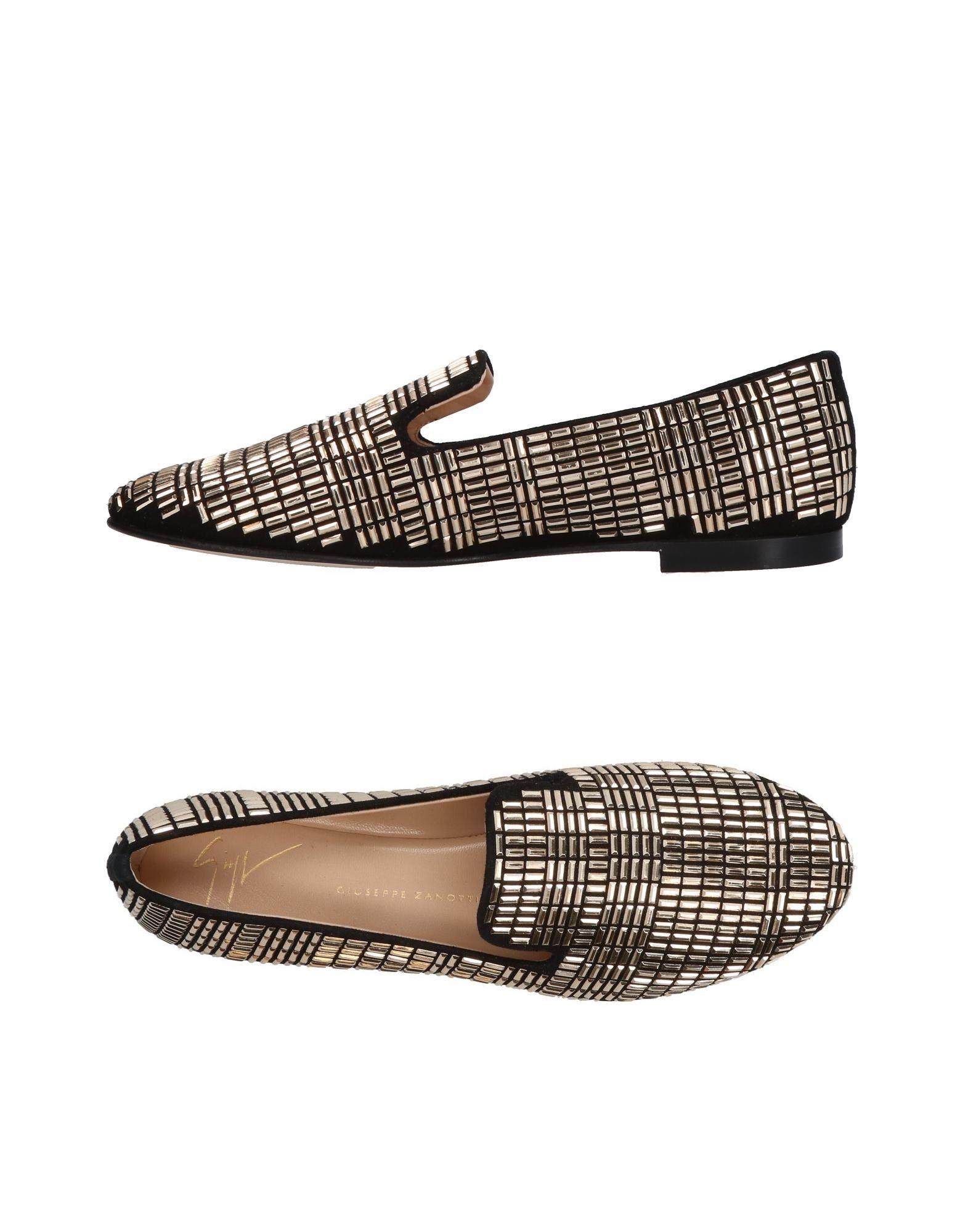 Giuseppe Zanotti Mokassins Damen  11356104CT Neue Schuhe