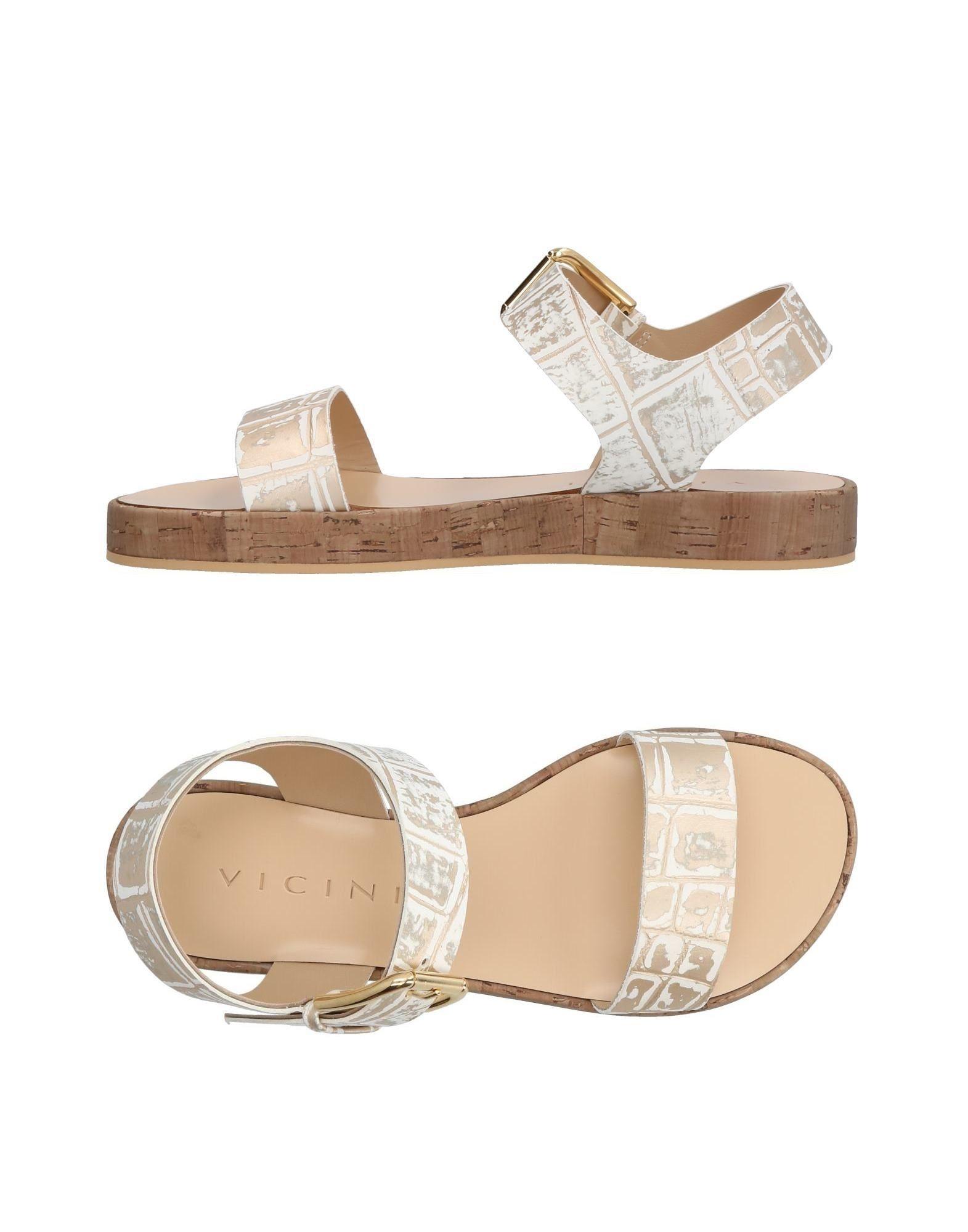 Vicini Tapeet Sandalen Damen  11356113DK Gute Qualität beliebte Schuhe