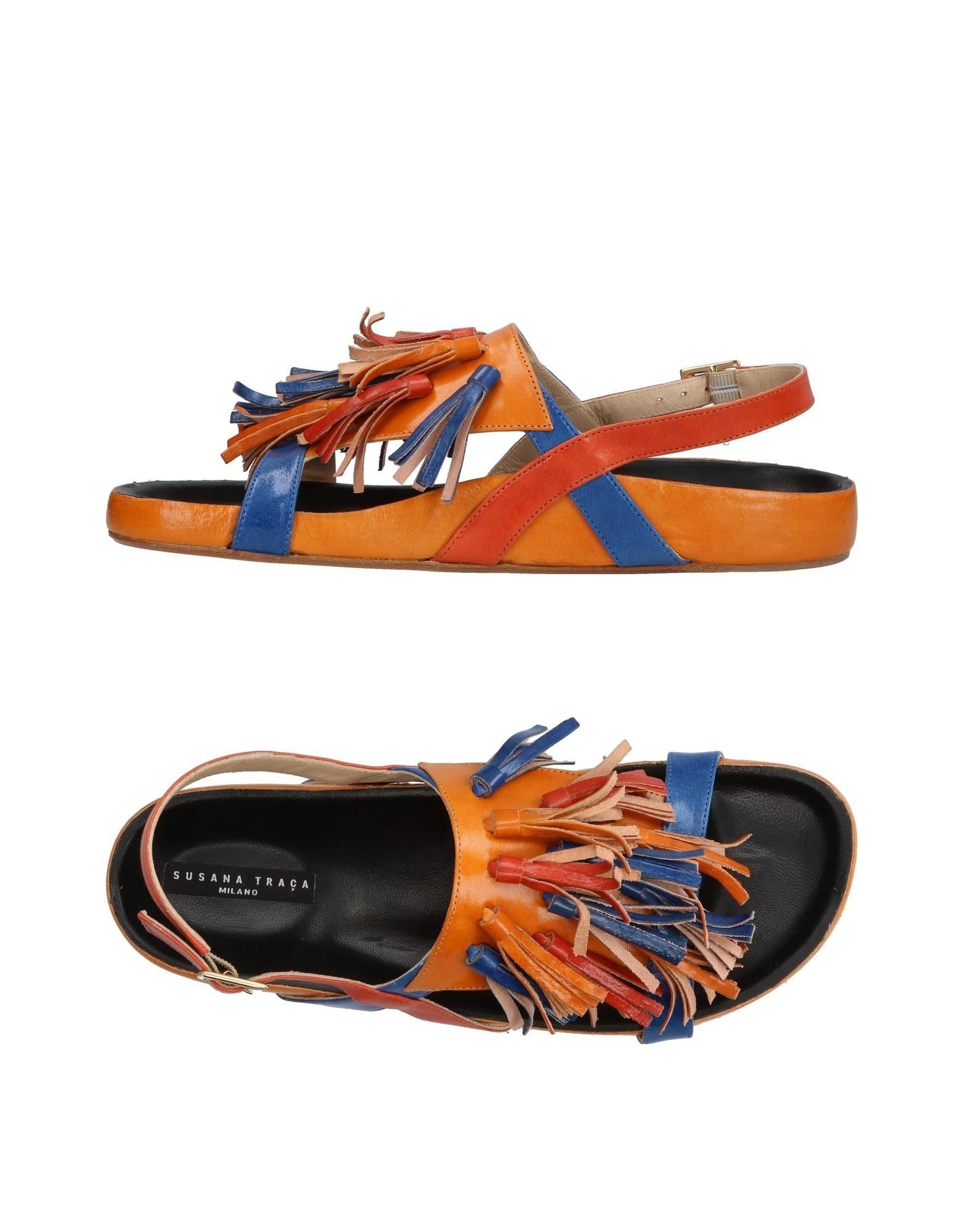 Stilvolle Traca billige Schuhe Susana Traca Stilvolle Sandalen Damen  11356149JC d92eba