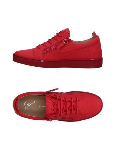 Zapatos especiales para para especiales hombres y mujeres Zapatillas Giuseppe Zanotti Hombre - Zapatillas Giuseppe Zanotti - 11356155UJ Rojo 786177