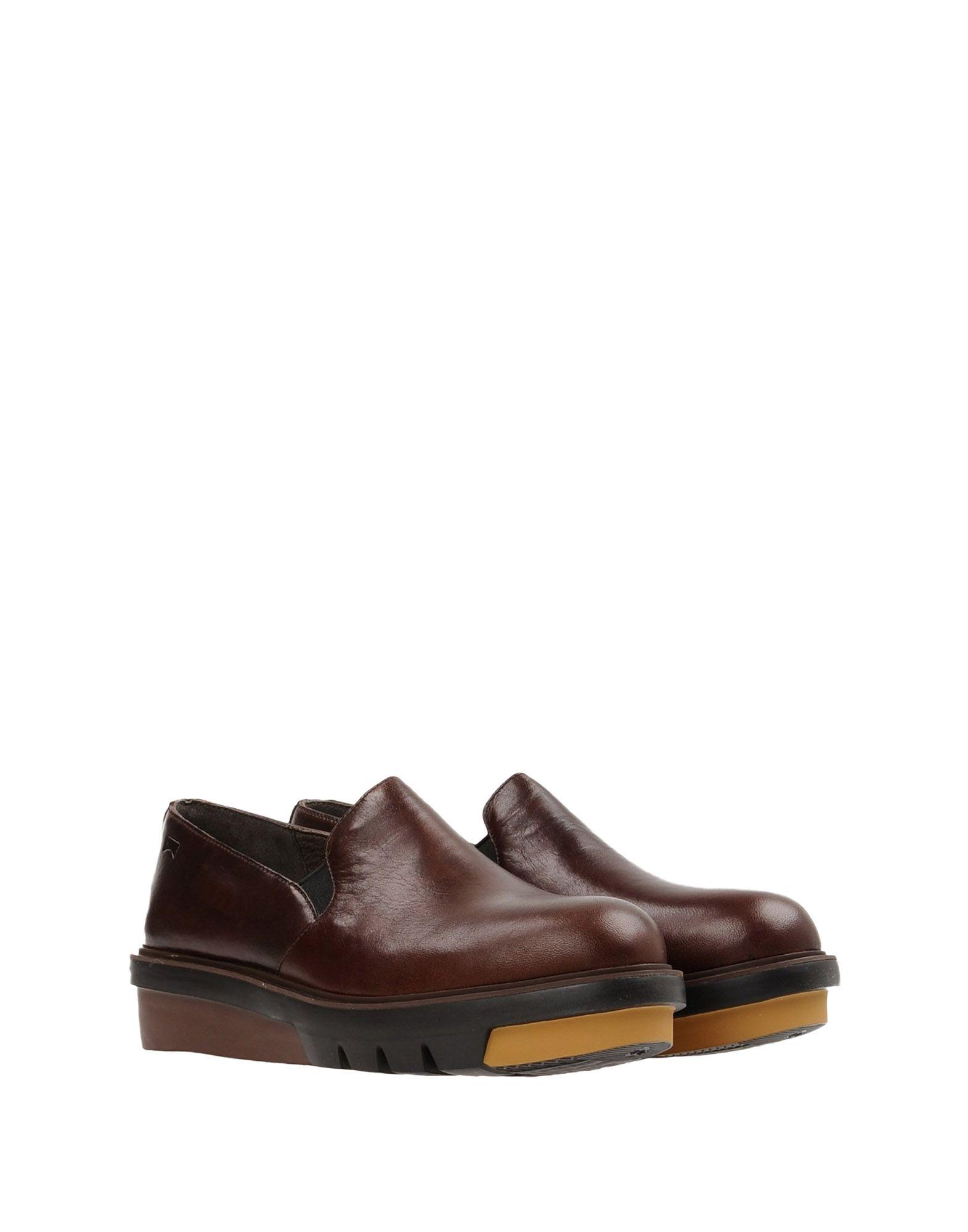 Stilvolle billige Schuhe Camper Mokassins Damen  11356297NP