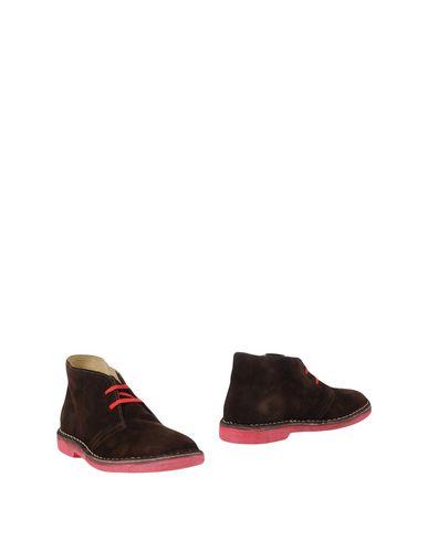 Zapatos hombre de hombre Zapatos y mujer de promoción por tiempo limitado Botín Wally Walker Hombre - Botines Wally Walker - 11356392ID Café ea1587