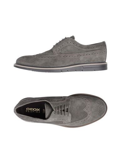 8186212664b4 Geox Laced Shoes - Men Geox Laced Shoes online on YOOX United States ...