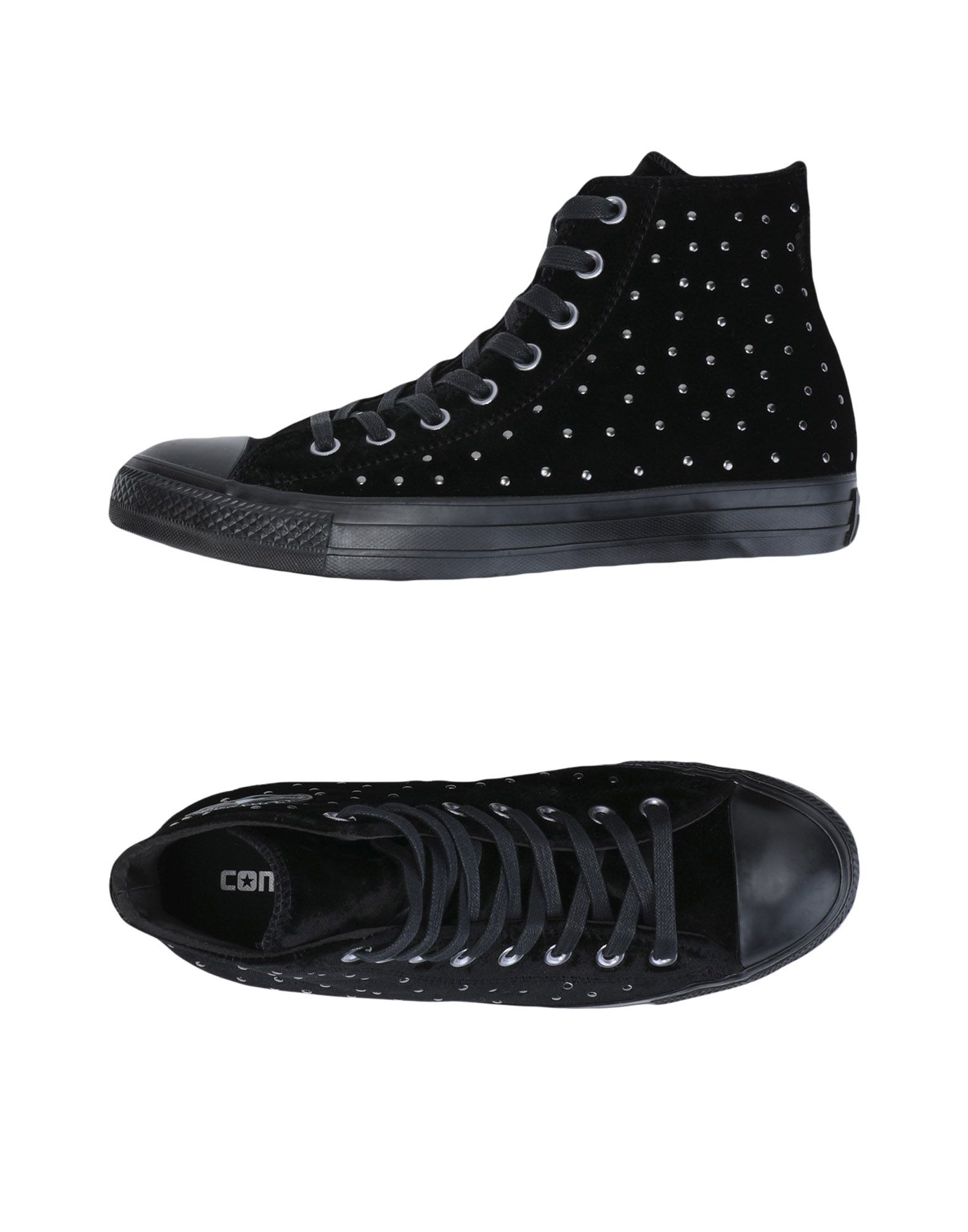 Sneakers Converse All Star Ct As Hi Velvet Studs - Donna - 11356461IB