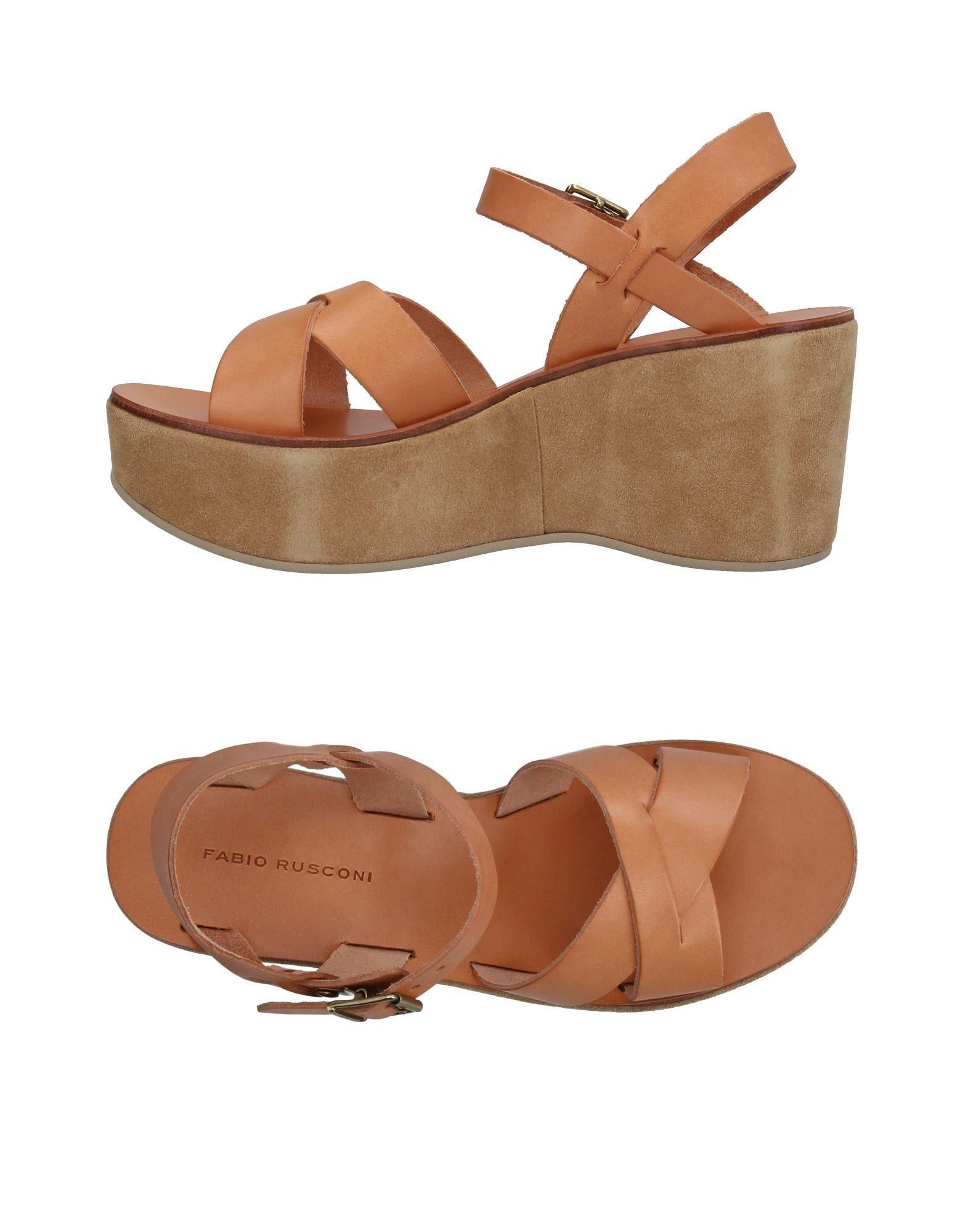 Gut um billige Schuhe zu tragenFabio Rusconi Sandalen Damen  11356471RQ