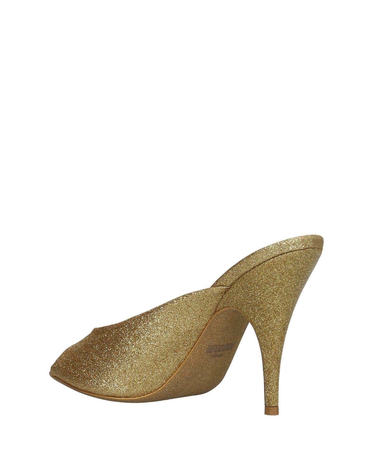 Rabatt Schuhe Sandalen Moschino Sandalen Schuhe Damen  11356520GA 966a02
