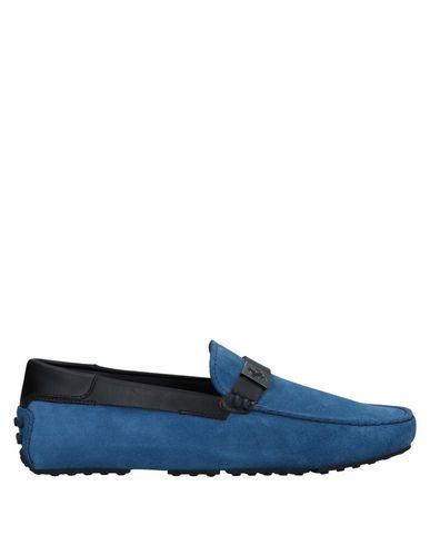 Zapatos con descuento Mocasín Tod's For Ferrari Hombre - Mocasines Tod's For Ferrari - 11356536OR Azul pastel