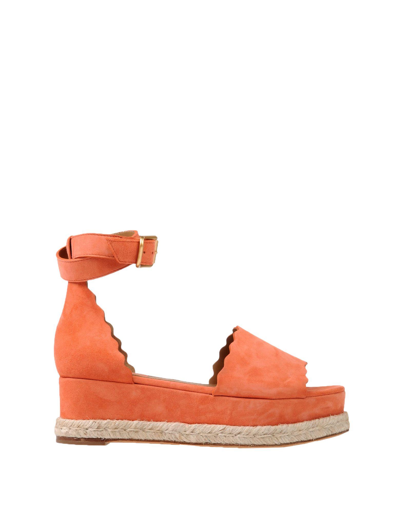 Sandales Chloé Femme - Sandales Chloé sur