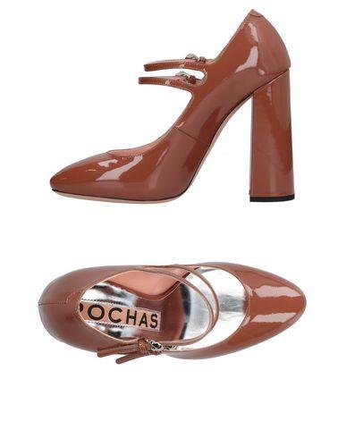 Casual salvaje Zapato De Salón Rochas Rochas Mujer - Salones Rochas Salón - 11356573PL Negro cb6991