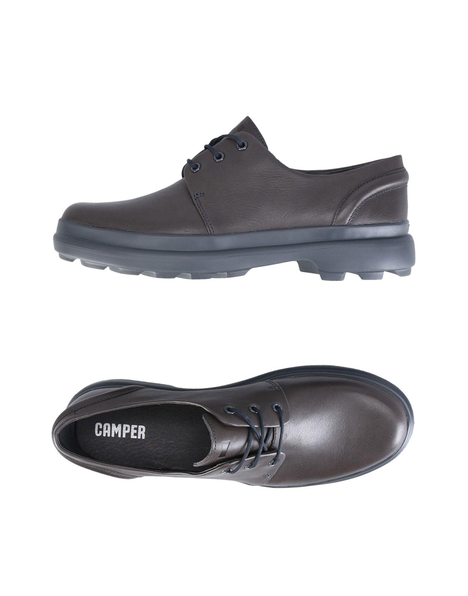 Stilvolle billige Schuhe Camper Schnürschuhe Damen  11356598MA