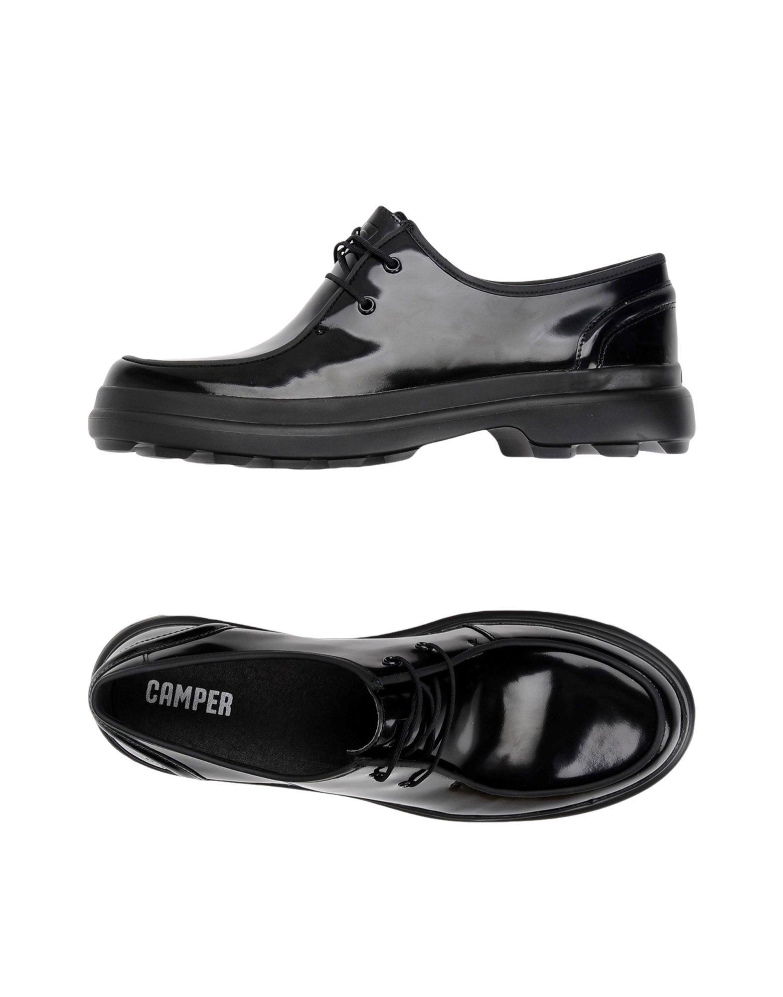 Stilvolle billige Schuhe Camper Schnürschuhe Damen  11356609MW
