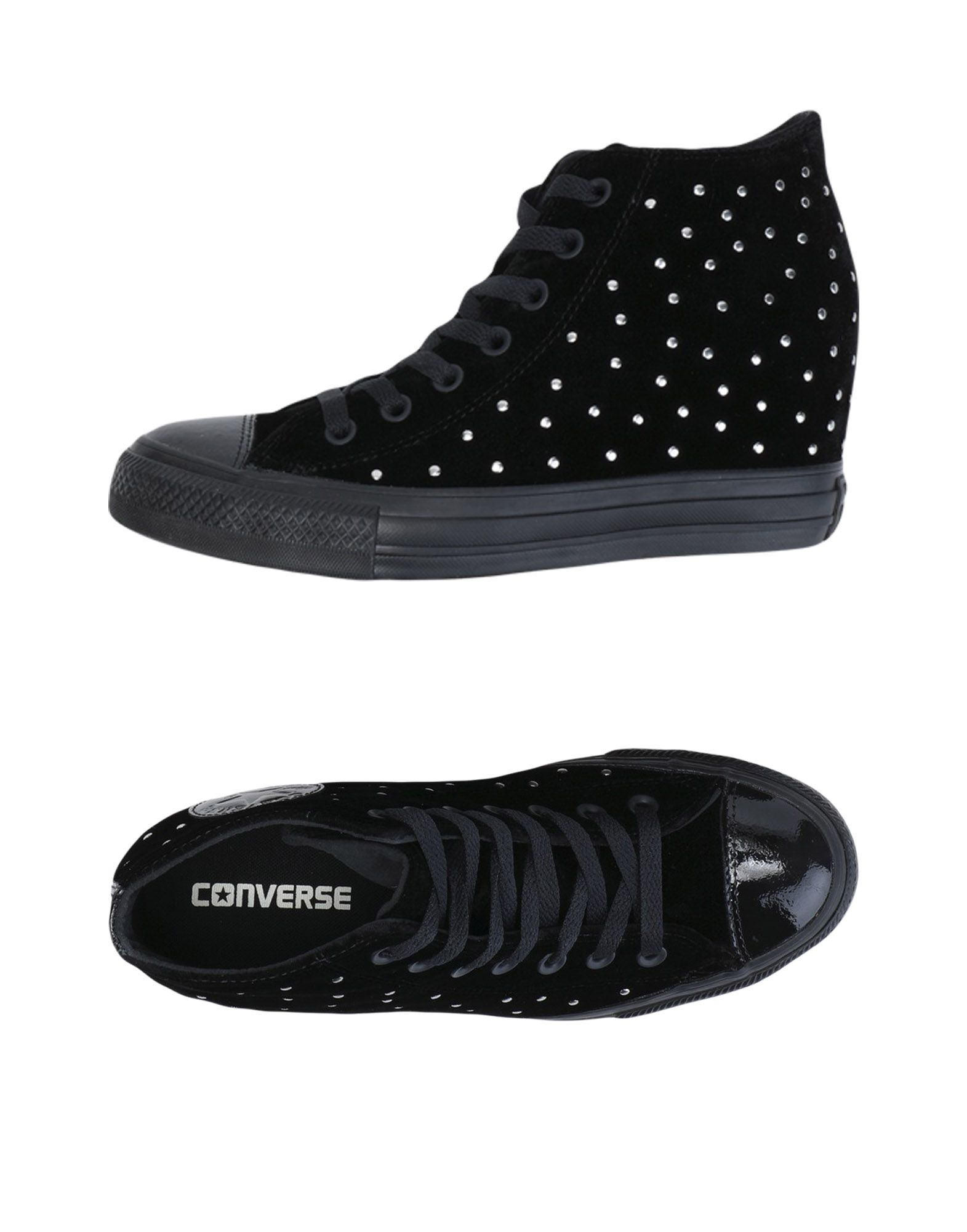 Converse All Star Ct As Mid Lux Velvet Studs  11356638OW