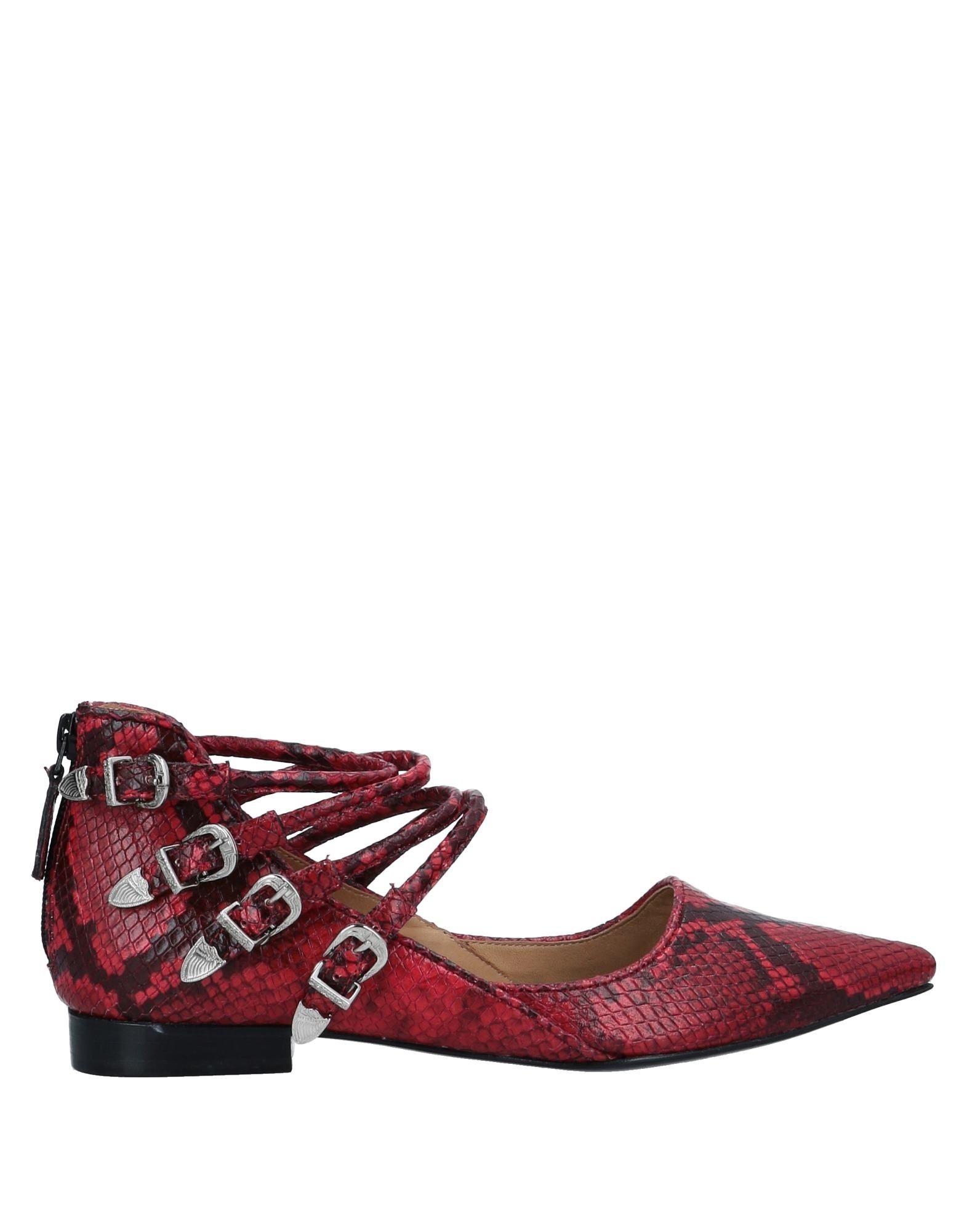 Toga 11356662PRGut Pulla Ballerinas Damen  11356662PRGut Toga aussehende strapazierfähige Schuhe 31aa28