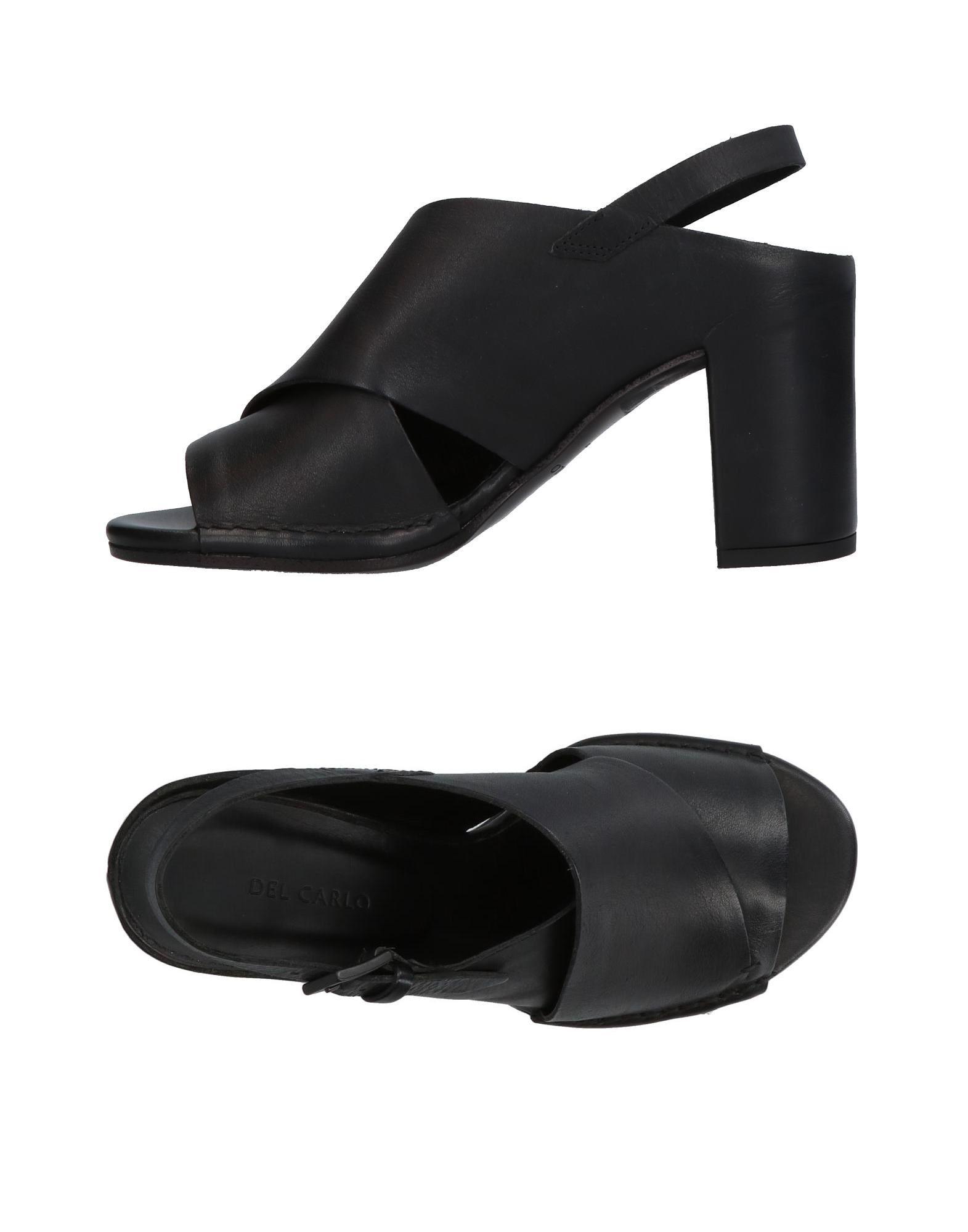 Stilvolle billige Schuhe Del Carlo Sandalen Damen  11356689LE