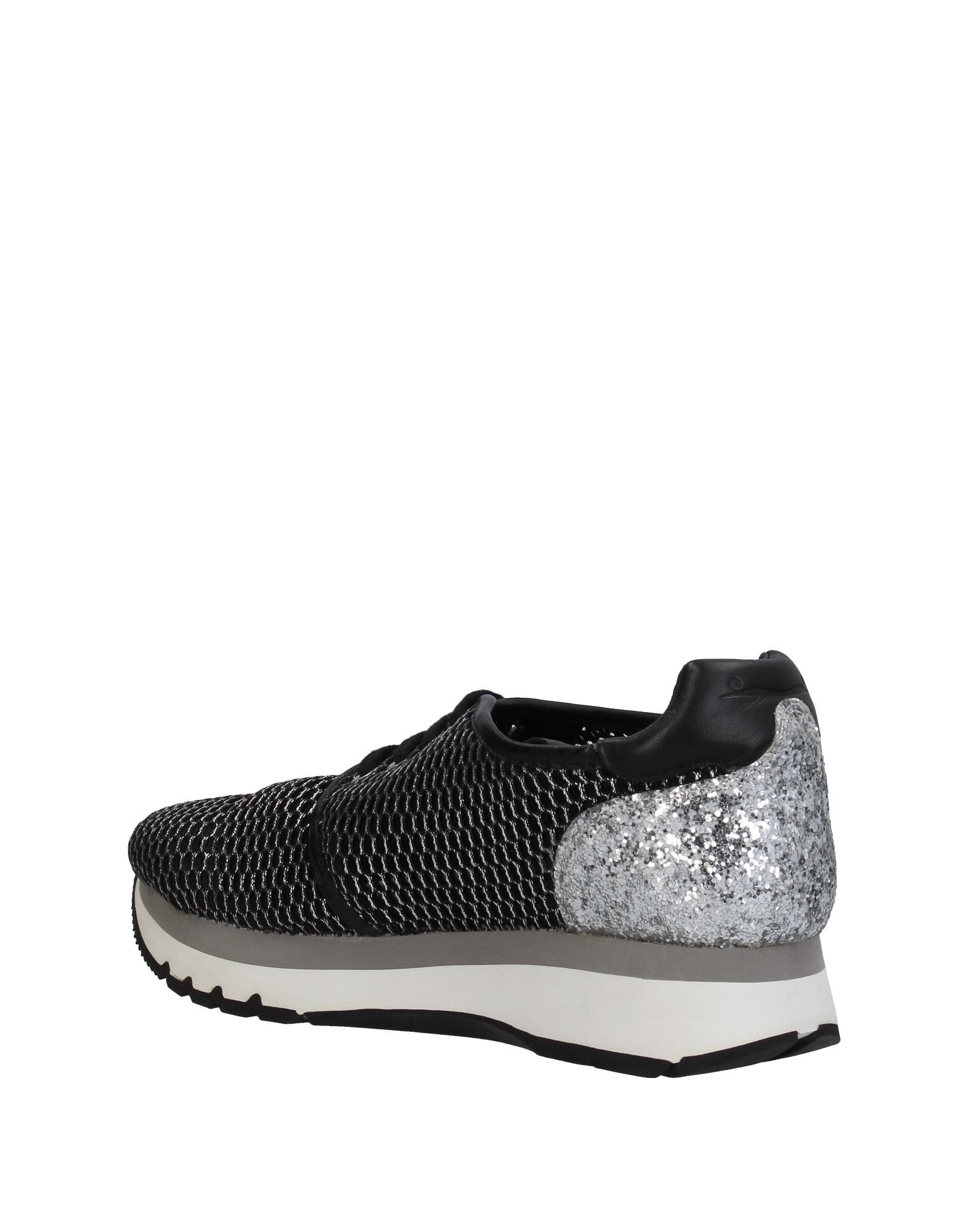 Voile Sneakers Blanche Sneakers Voile Damen  11356778NL  91a7aa