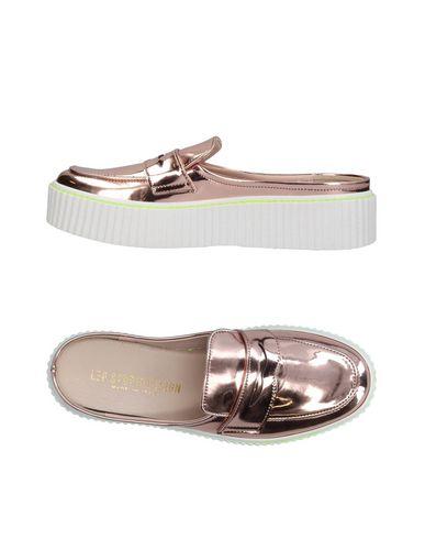 Zapatos casuales salvajes Zuecos Leo Studio Design Mujer - Zuecos Leo Studio Design   - 11356851XP Cobre