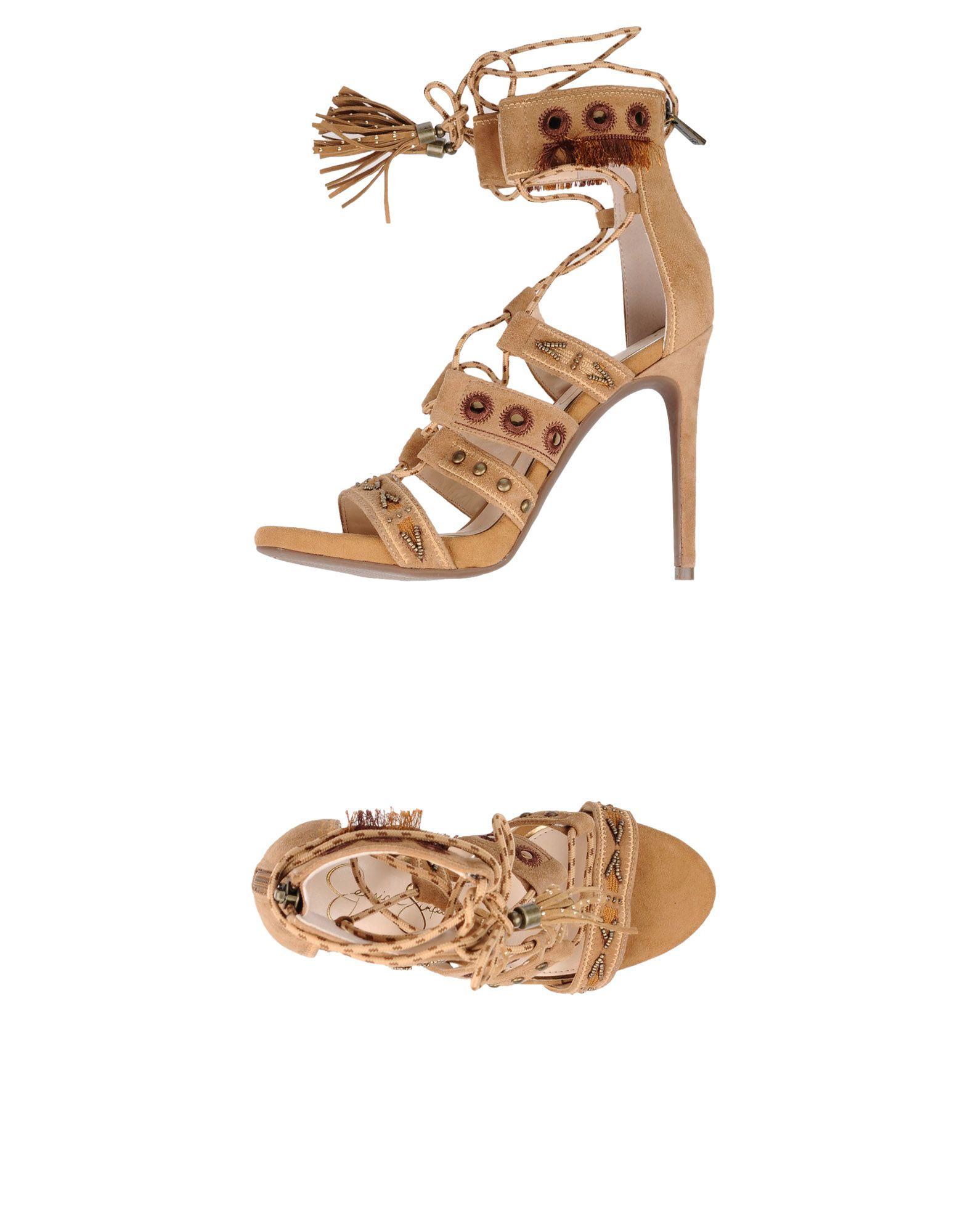 Jessica Simpson Sandalen Damen  11356870SB Gute Qualität beliebte Schuhe