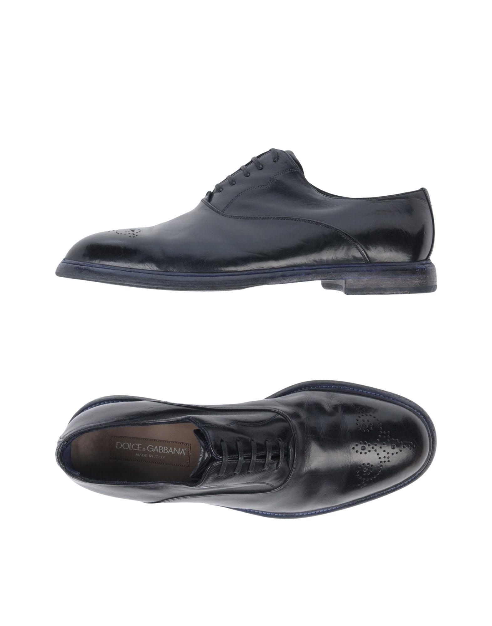 Dolce & Gabbana Schnürschuhe Herren  11356897GB Gute Qualität beliebte Schuhe