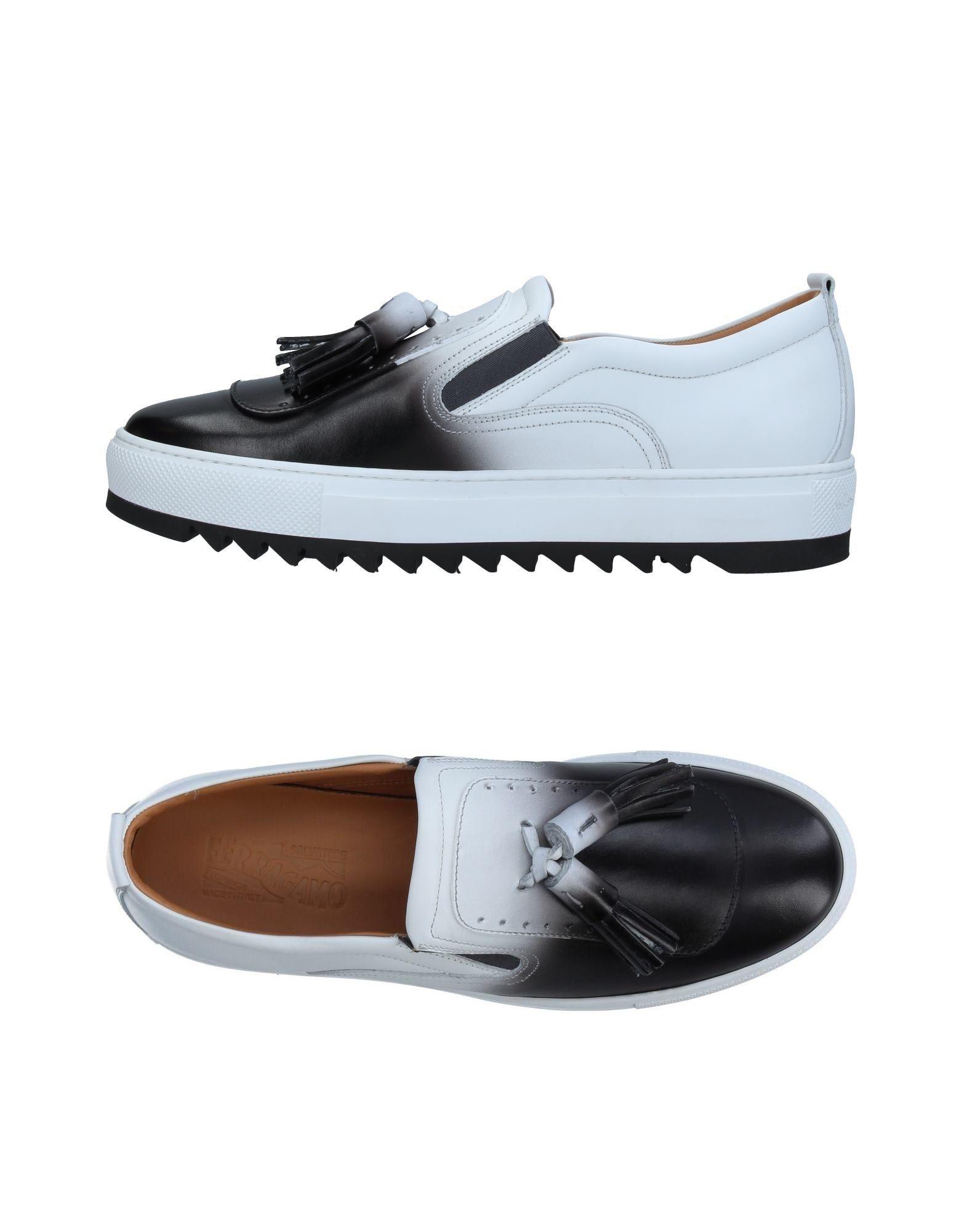 Salvatore Ferragamo Mokassins Herren  11356946GW Gute Qualität beliebte Schuhe