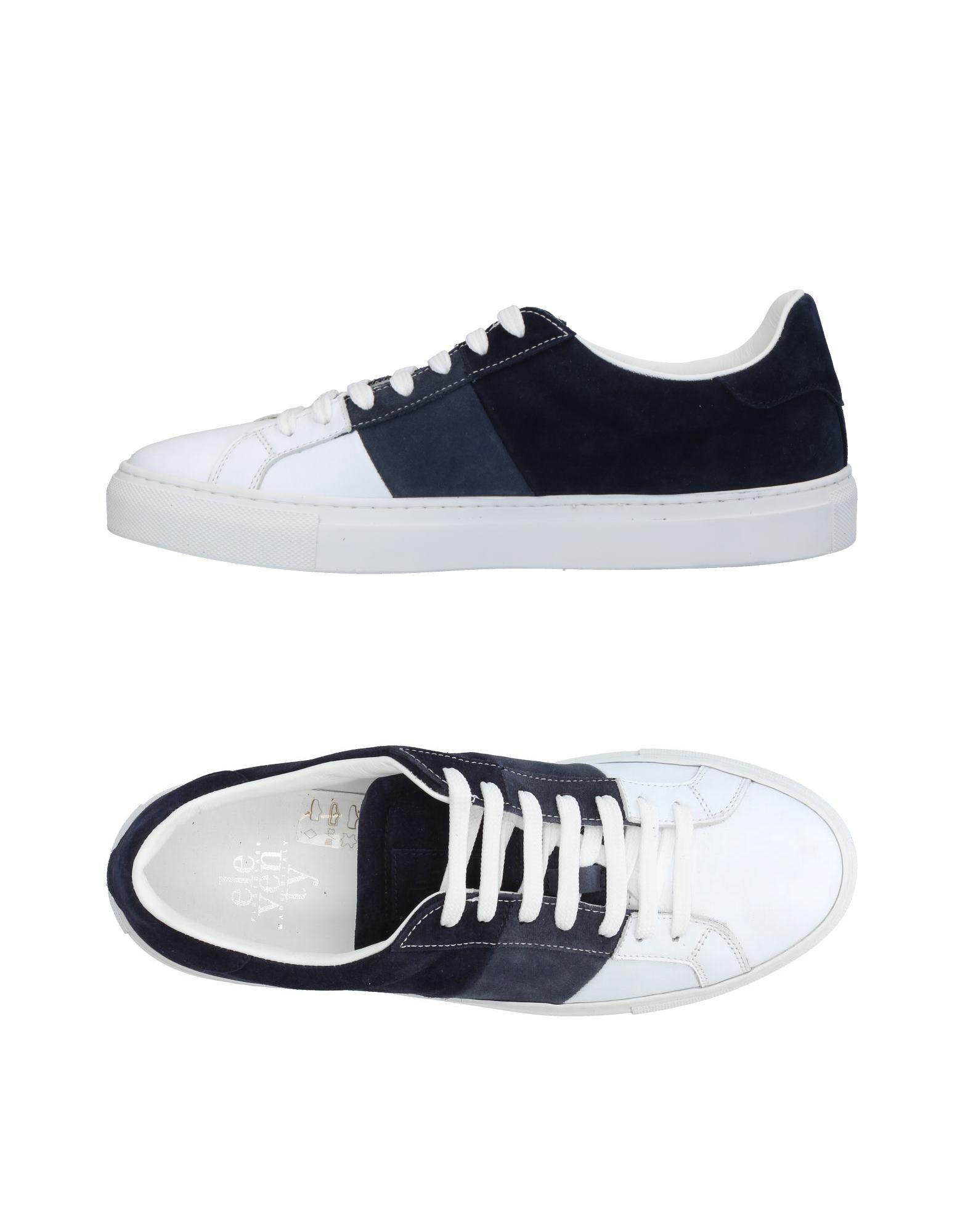 Rabatt echte Schuhe Eleventy Sneakers Herren  11356957VM