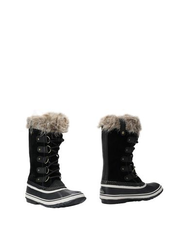 Zapatos especiales para hombres y mujeres Bota Sorel Joan Of Arctic - Mujer - Botas Sorel - 11356986UH Negro